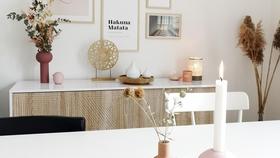 Unser essbereich ebenso im skandistyle mit meinem sideboard aus der couch lieblingsstuecke collection  diningroom  4bdebd0e ea70 40ea 8793 56e68186c334