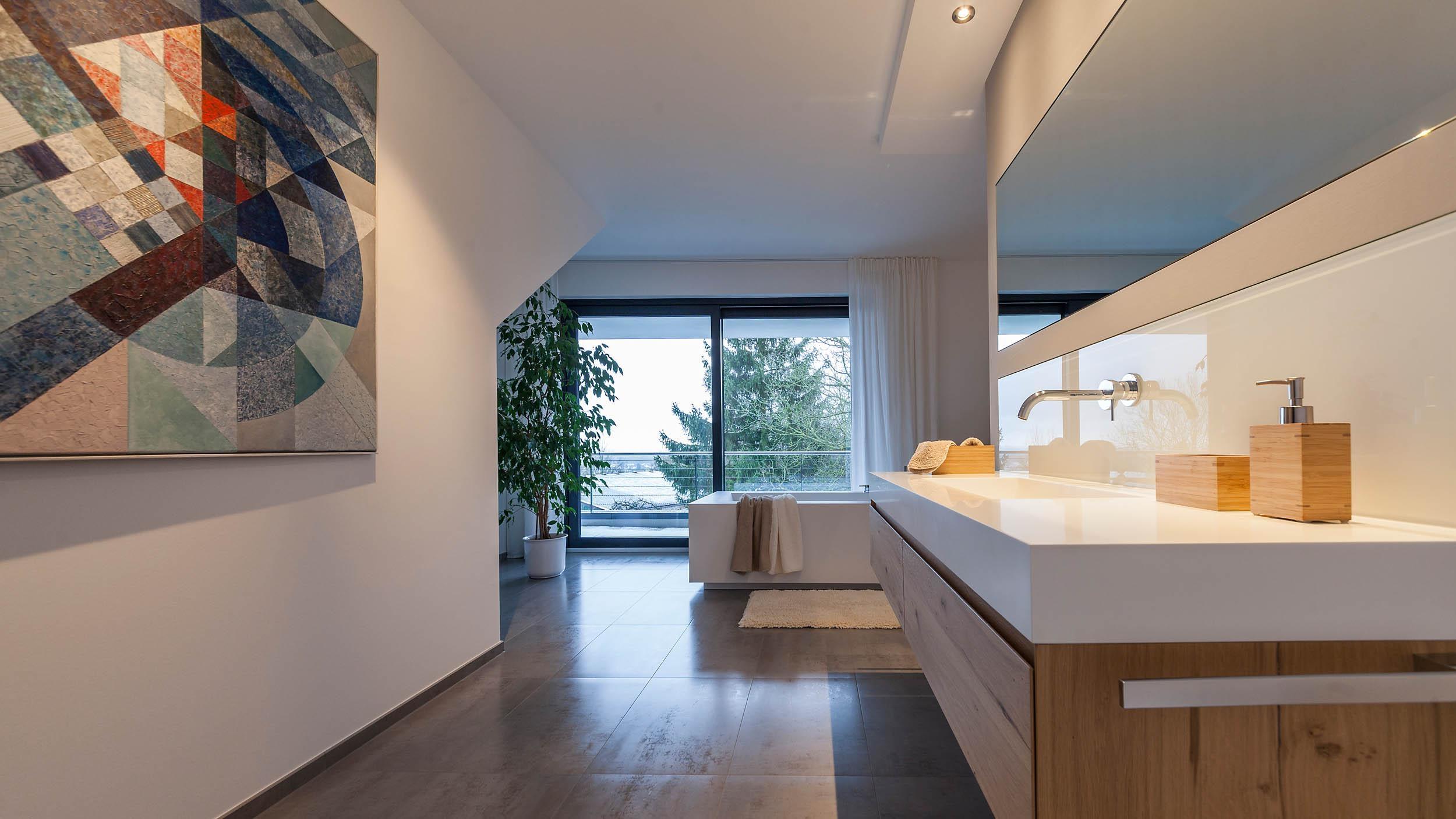 Modernes Badezimmer Finde Stilvolle Gestaltungsideen