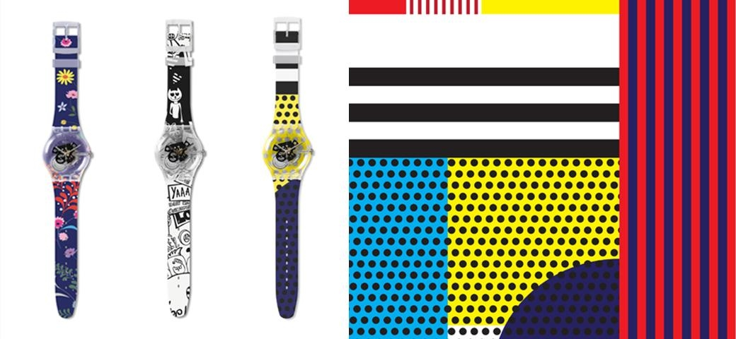 Anzeige Individuelle Uhren Selbst Gestalten Mit Sw