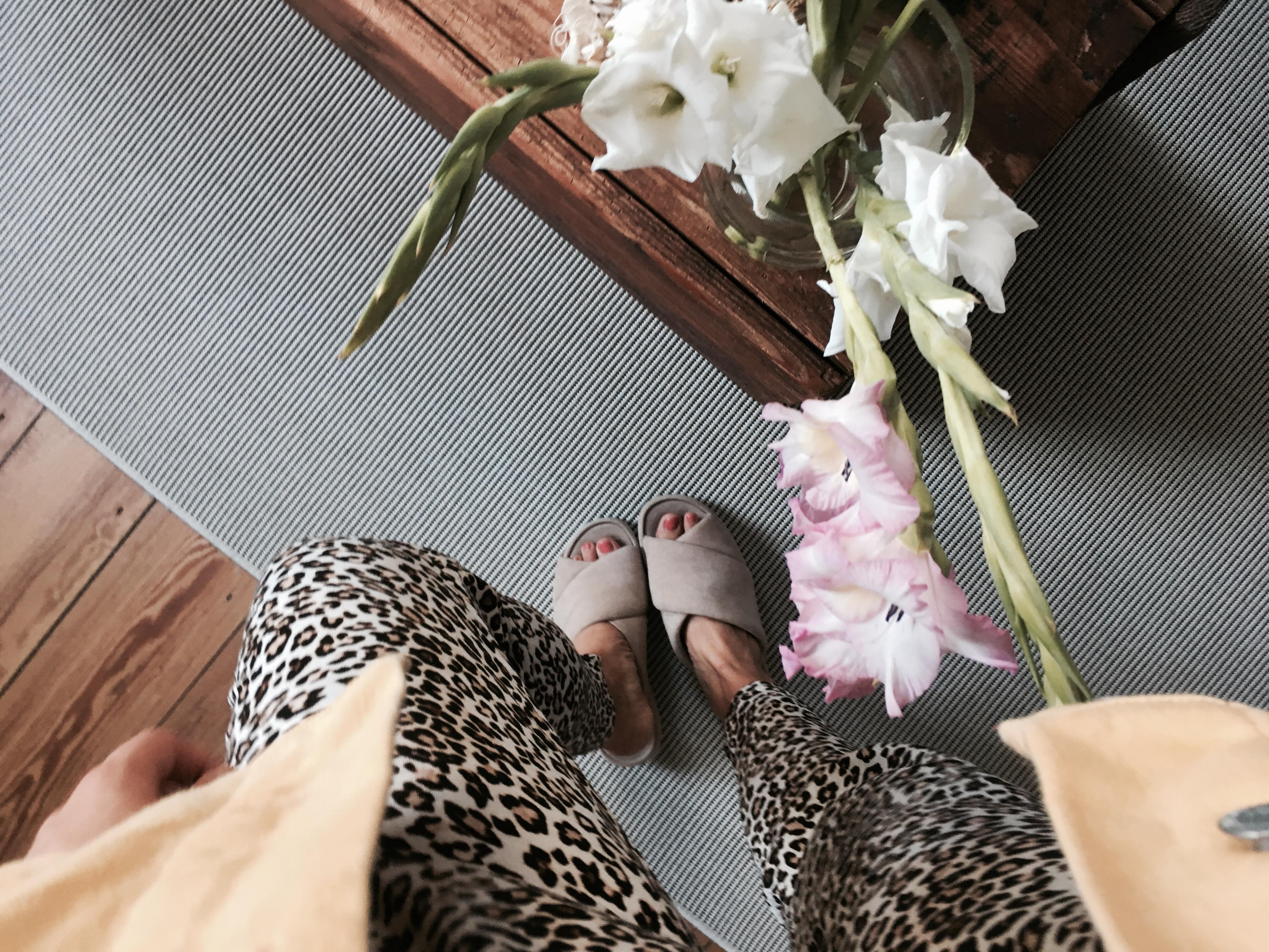🐆🌸