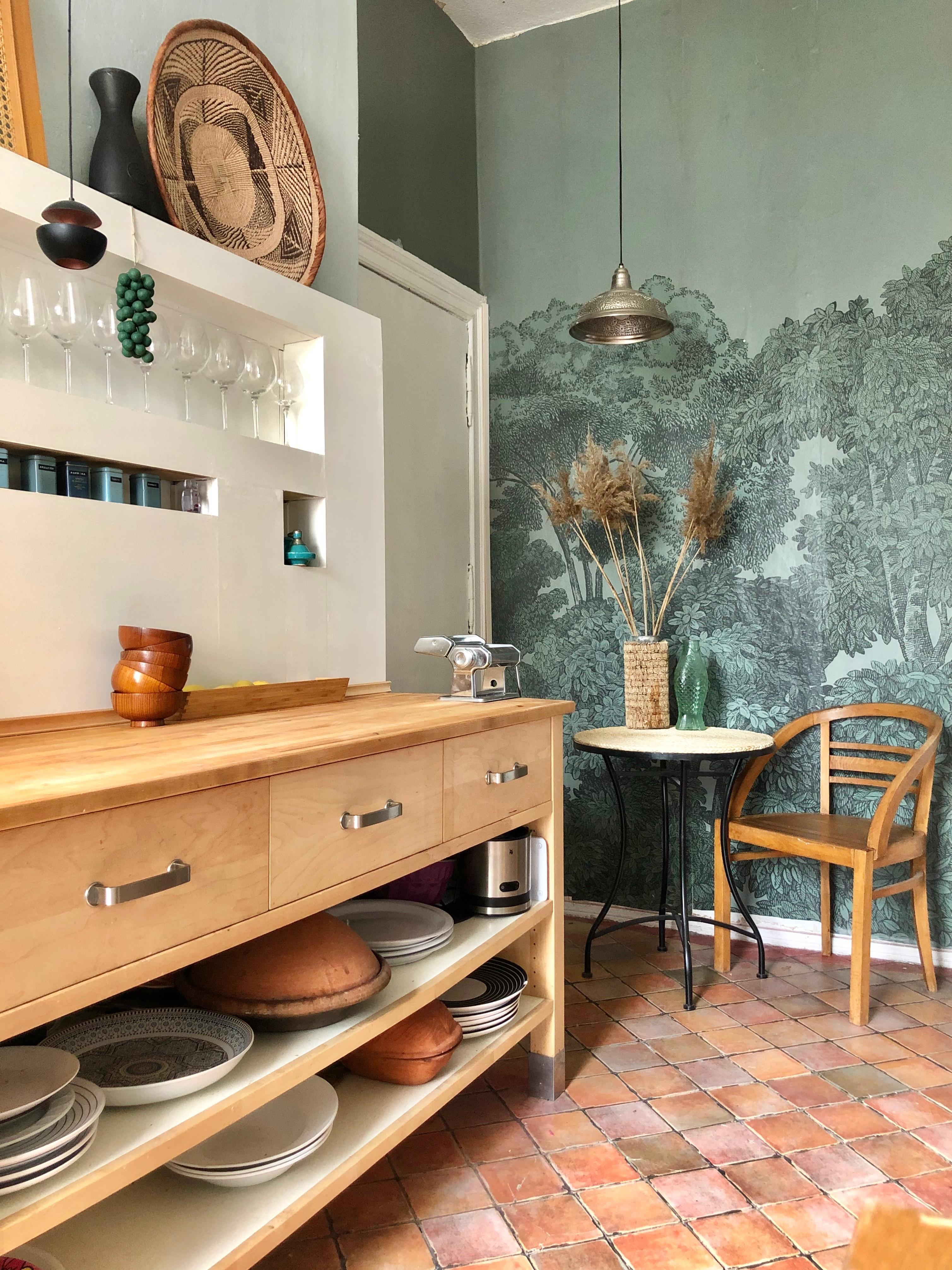 Tapeten Ideen Fur Die Wandgestaltung Bei Couch