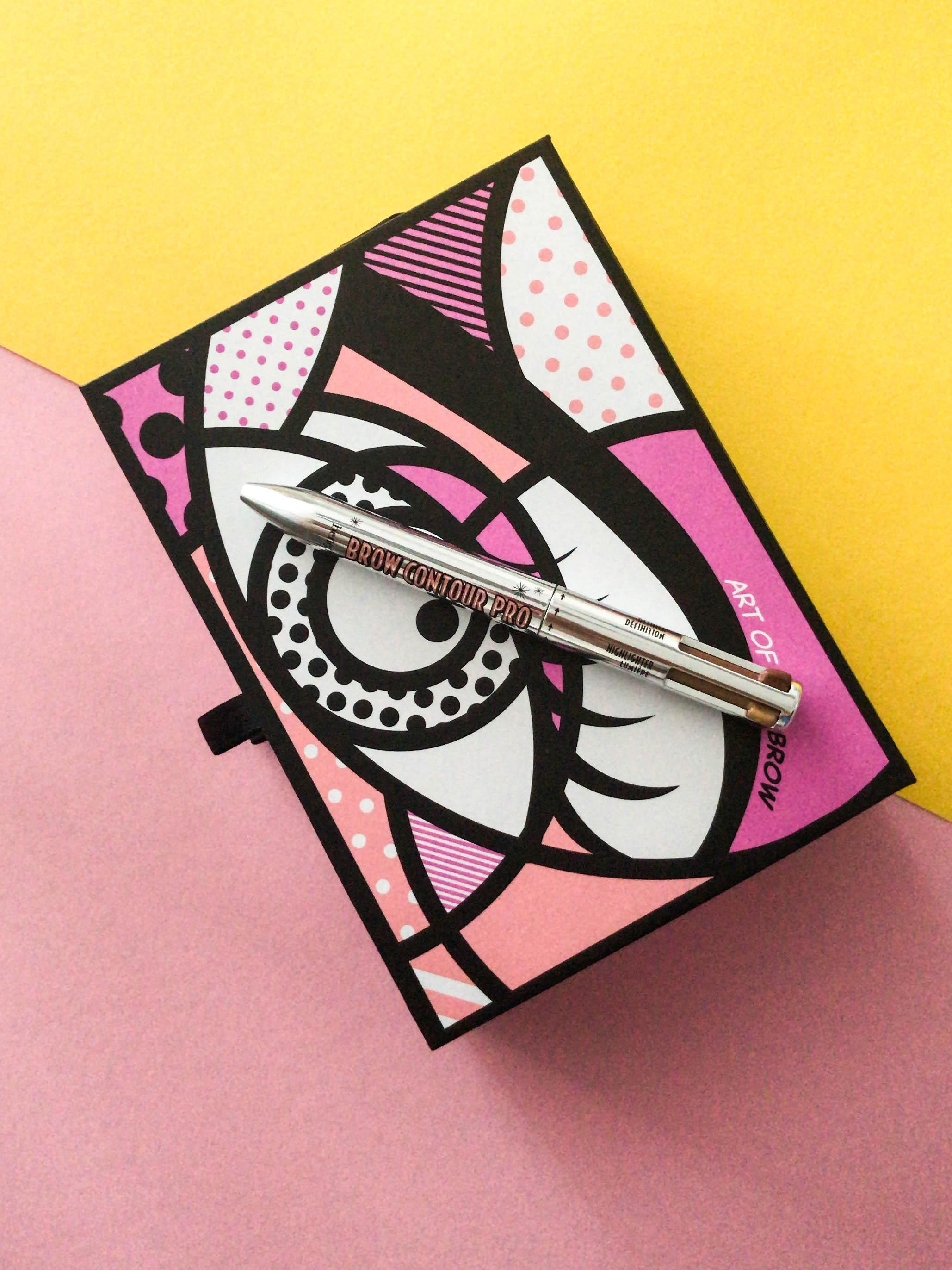 4-in-1: Der Brow Contour Pro Stift von Benefit mit 2x Brauenfarbe, Concealer & Highlighter #beautylieblinge #benefit