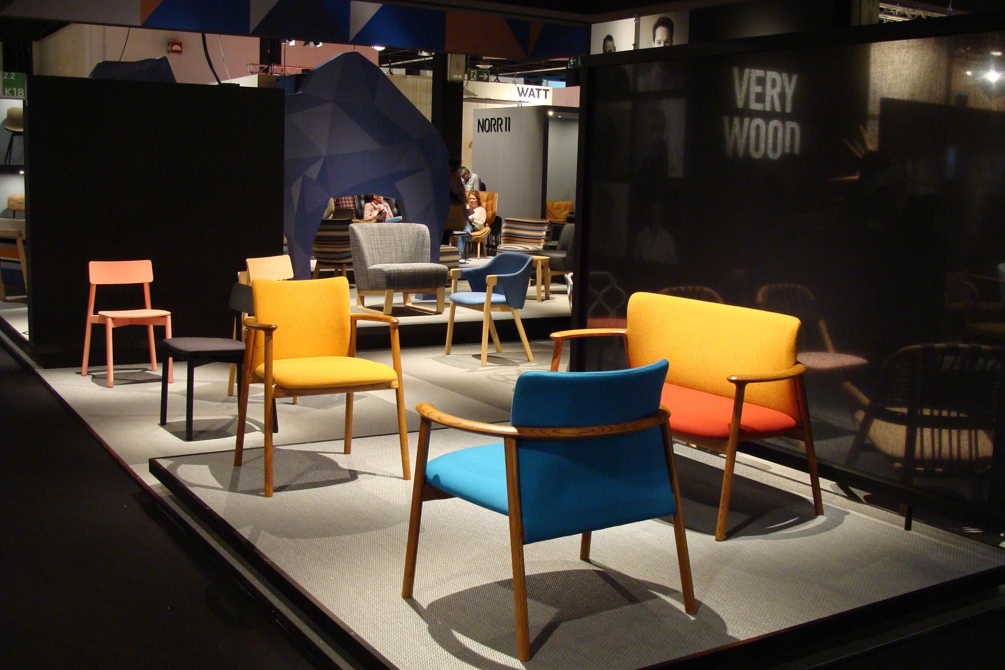 60er Jahre Farben Und Formen #60erjahre #retro #sessel #sofa ©Mareike Kühn