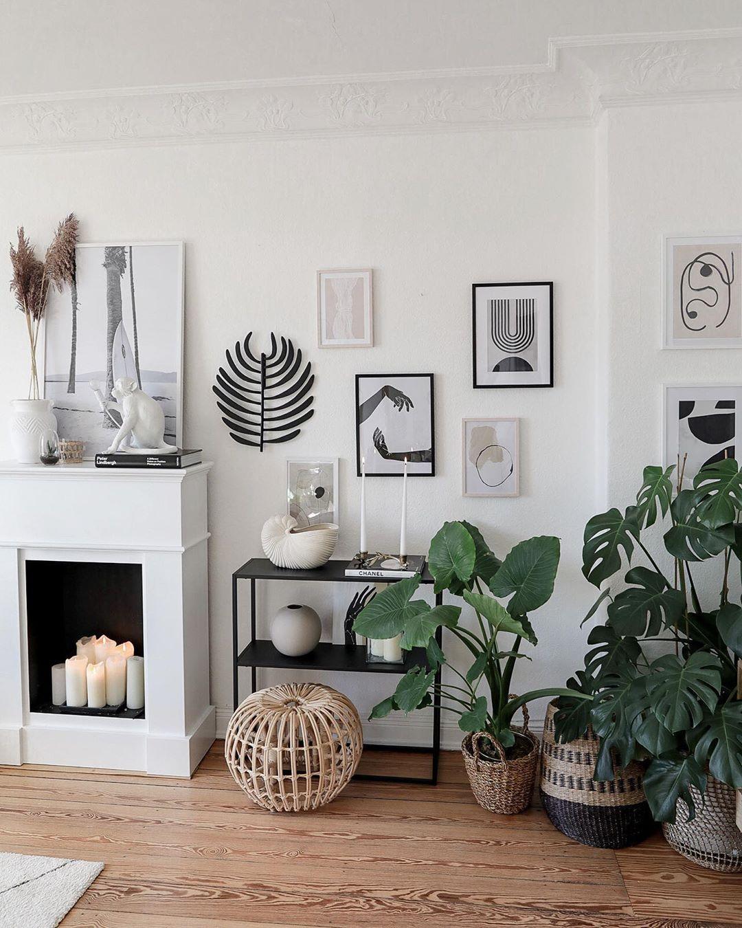 Bilderwand Ideen Inspiration Bei Couch