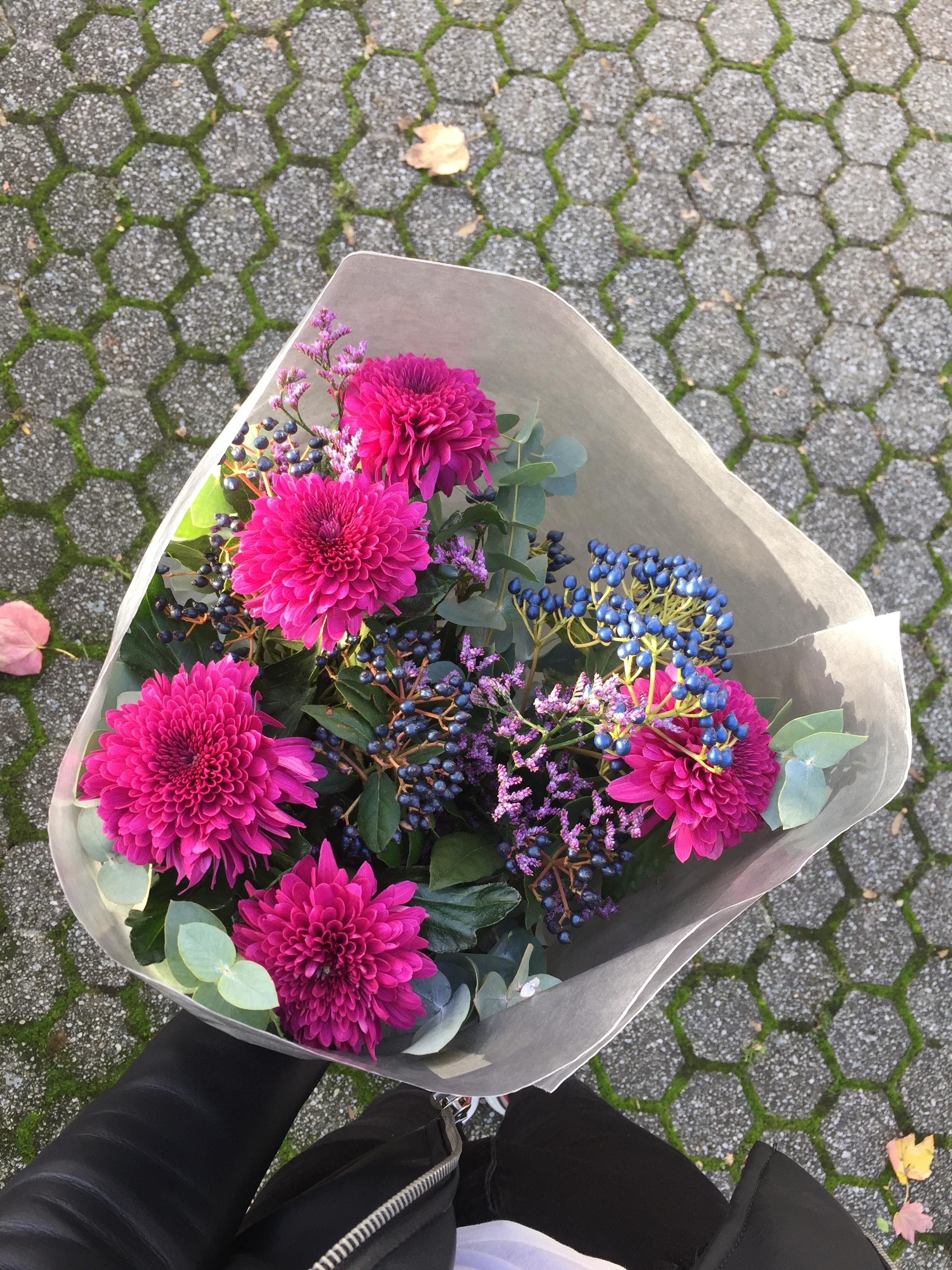 a little bit of autumn #freshflowerfriday#bloom#flowers#blumen#blumenliebe