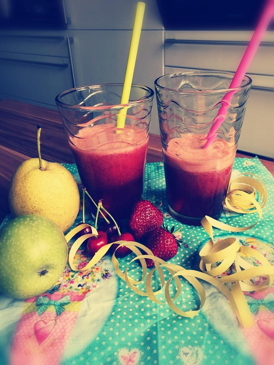 A little bit summer🍉🍓