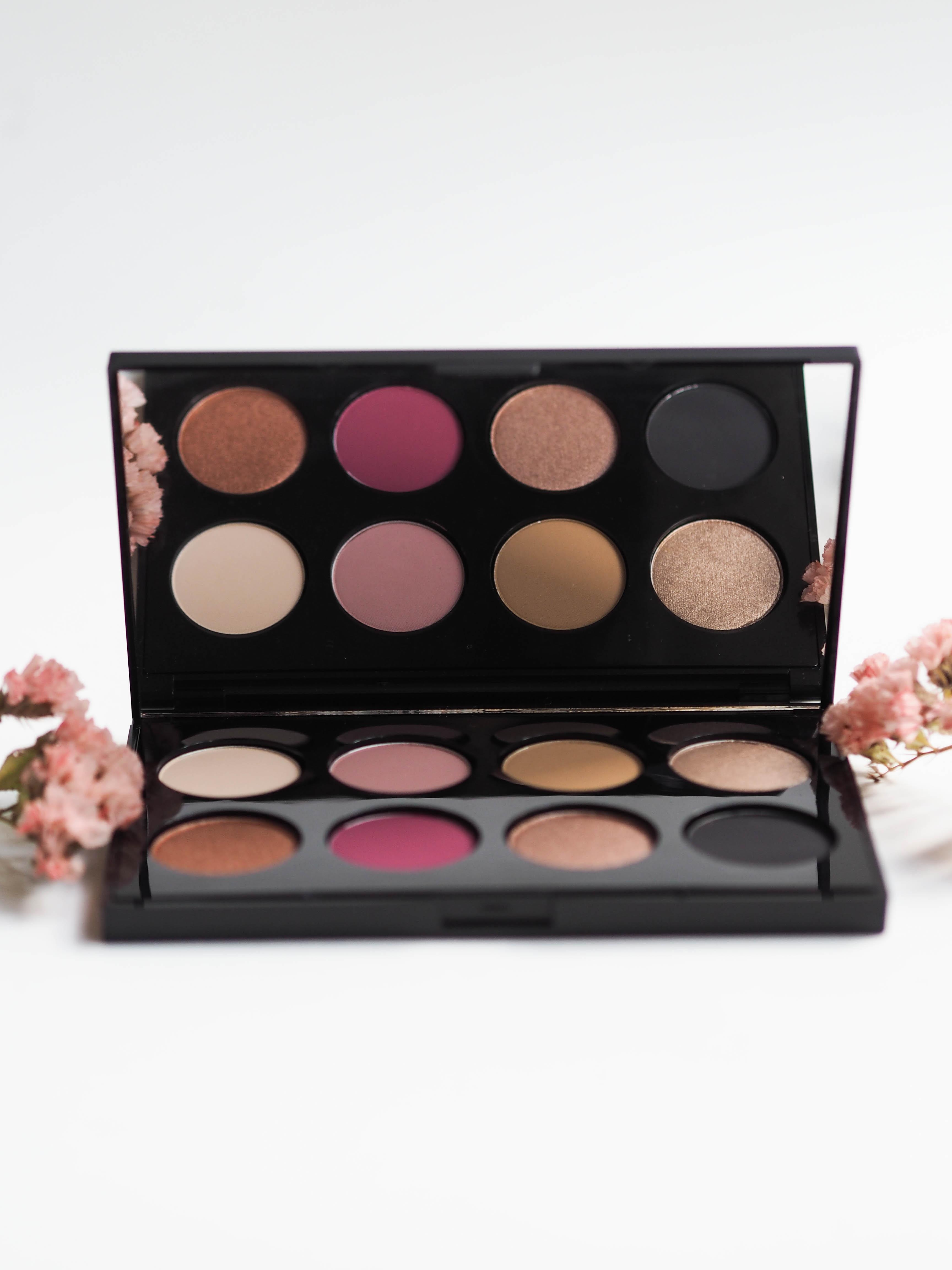 "Ab November: Traum-Töne vereint in der ""Artist Eyeshadow Palette"" von Make up Factory #beautylieblinge #makeupfactory"
