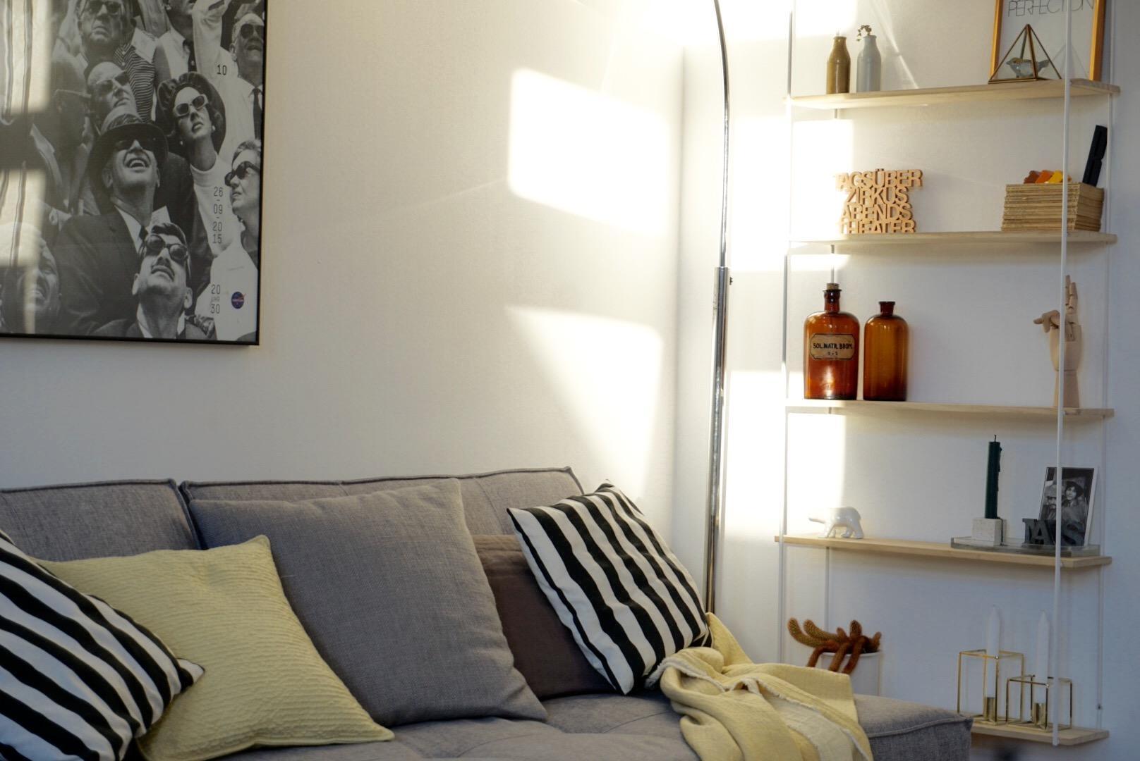 #abendsonne Im #wohnzimmer Mit #shelfie   Ach, Der #sommer Ist So