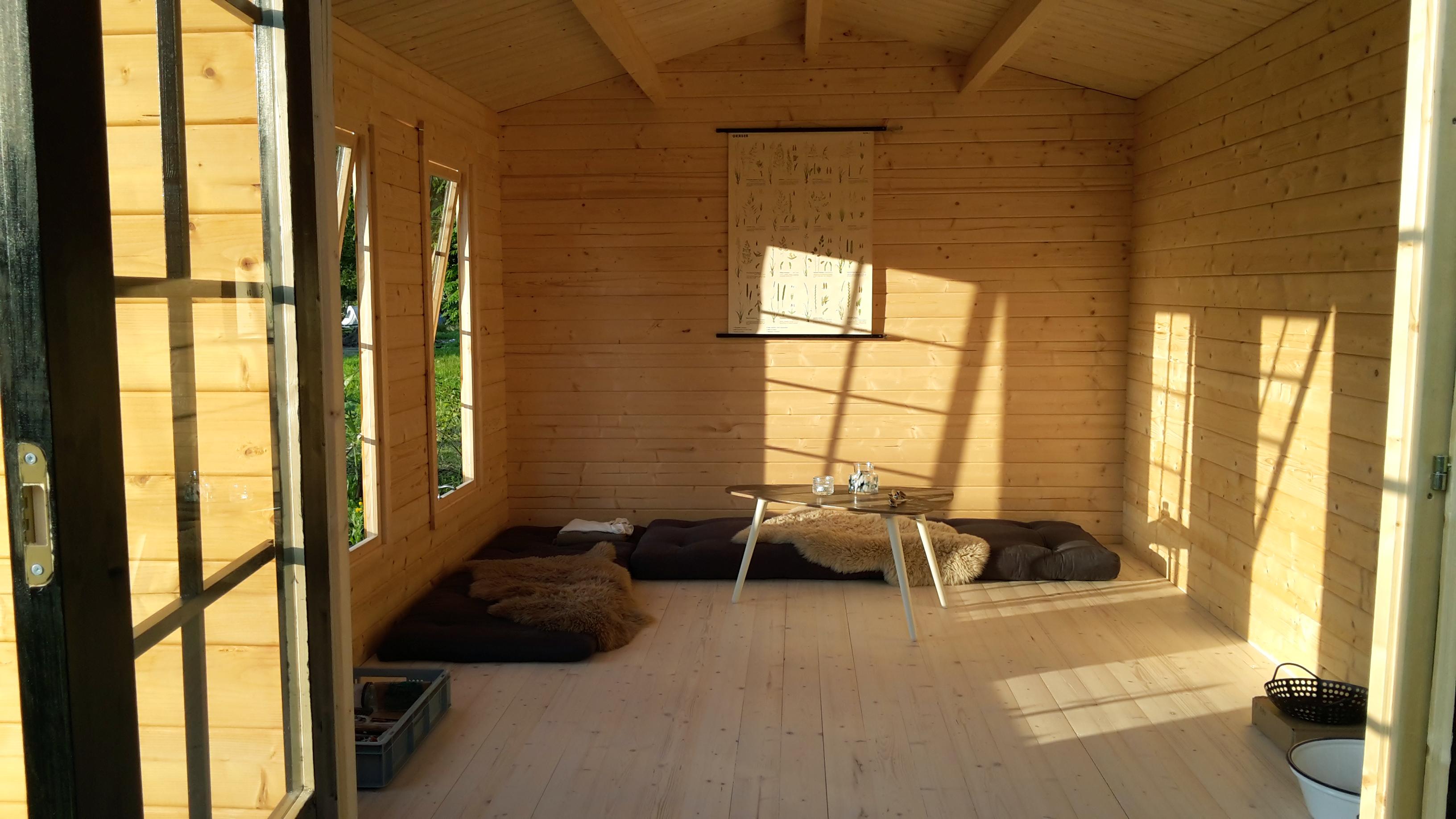 Gartenhaus Gestalten So Nutzt Du Den Platz Effektiv