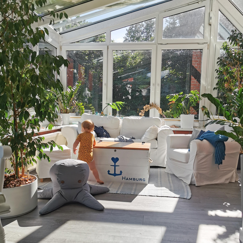 Wintergarten einrichten: Kuschlige Ideen!