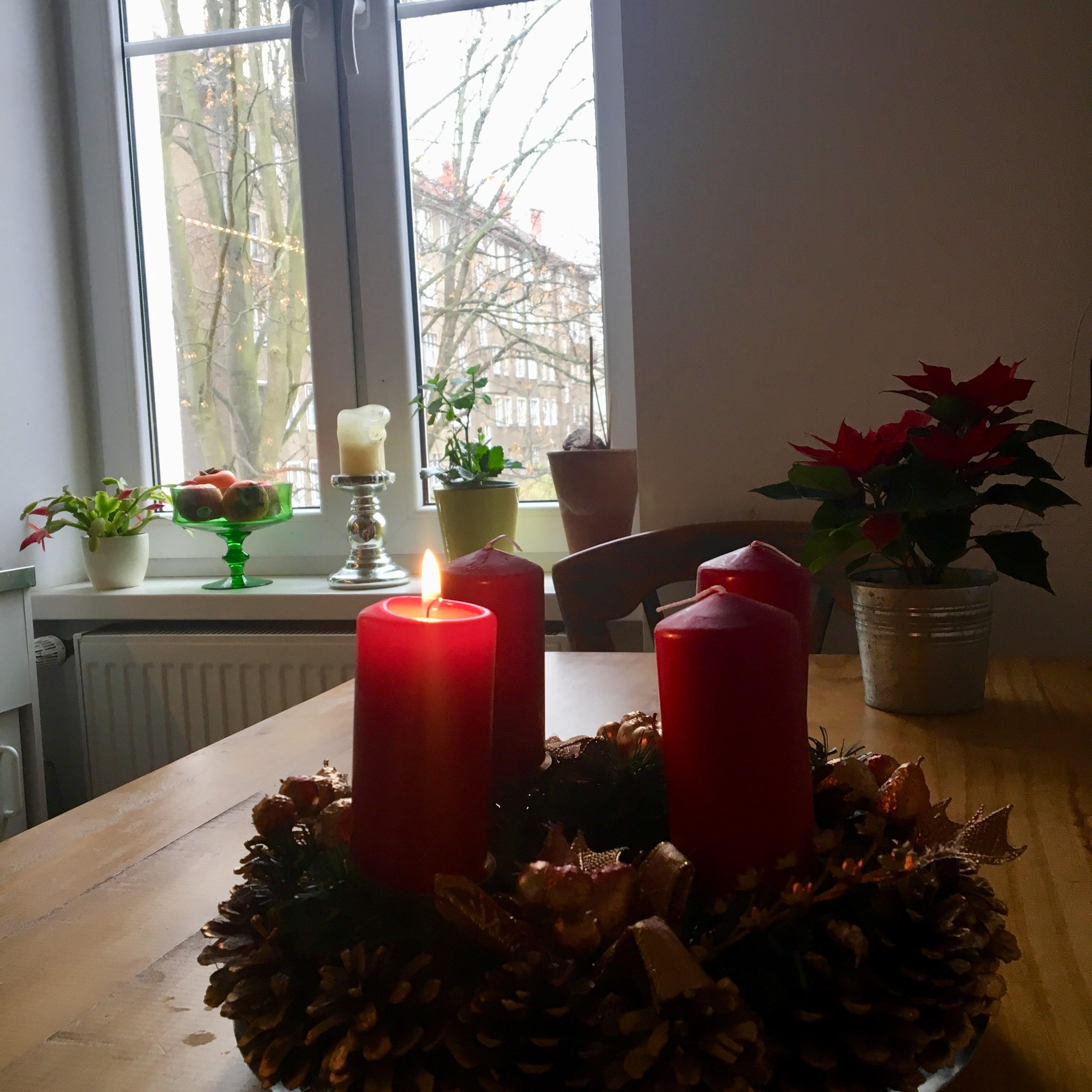 #advent #home