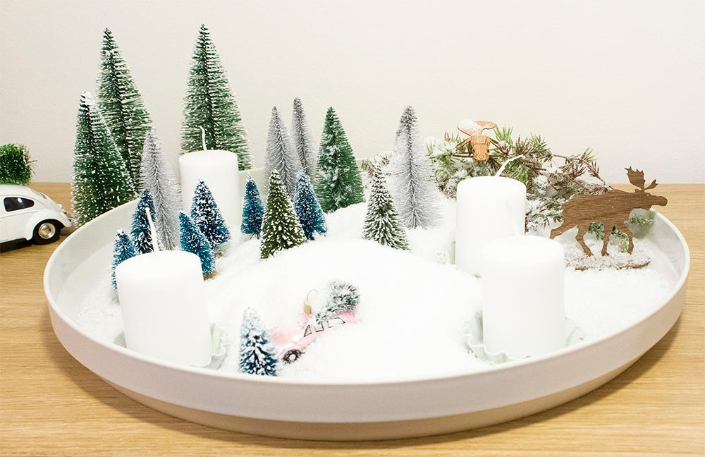 adventskranz ideen selber machen leicht gemacht. Black Bedroom Furniture Sets. Home Design Ideas