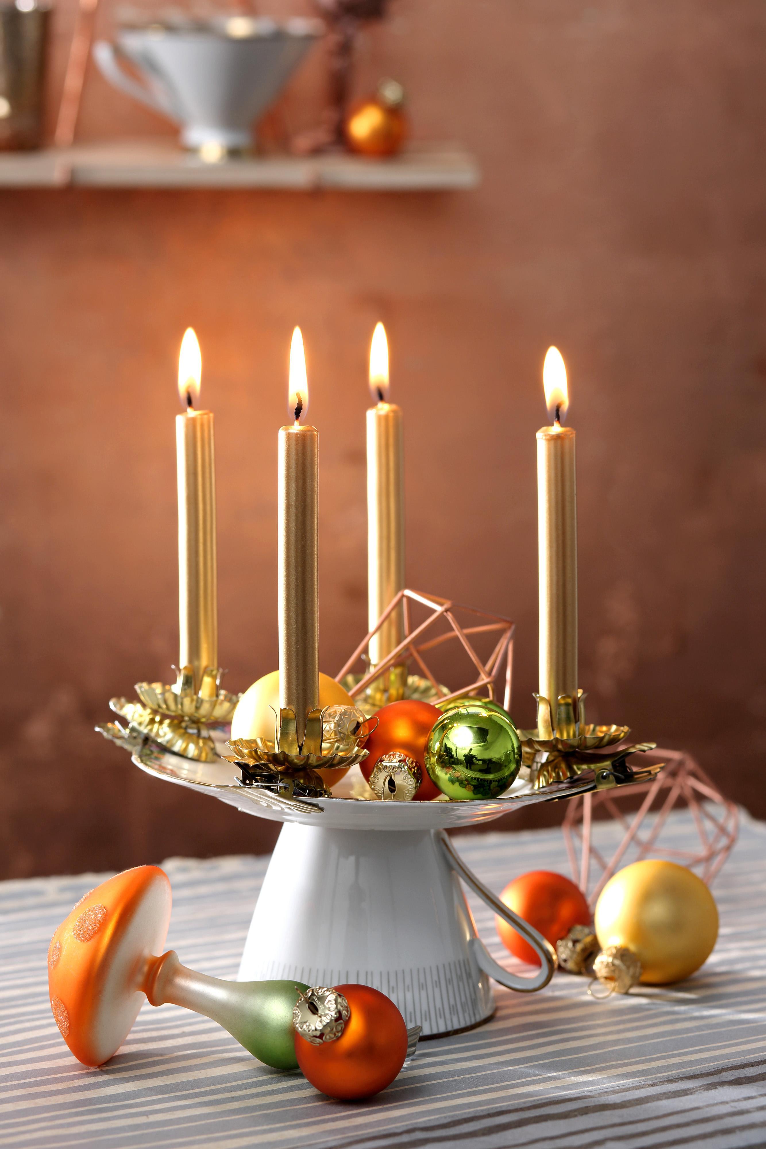 Tischdeko weihnachten basteln  Tischdeko für Weihnachten • Bilder & Ideen • COUCHstyle