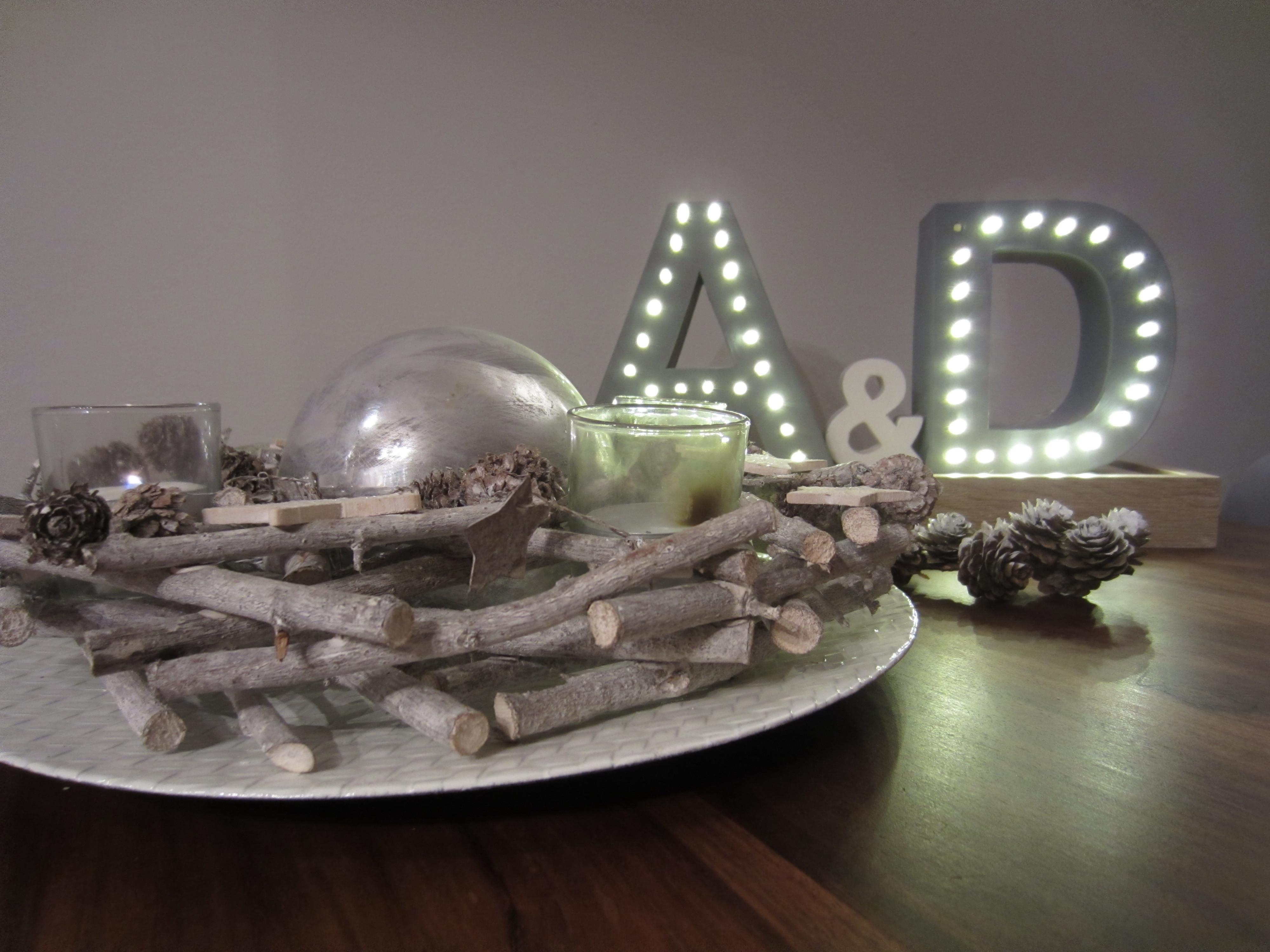 Weihnachtsdeko In Silber Und Weiß.Silber Bilder Ideen Couch