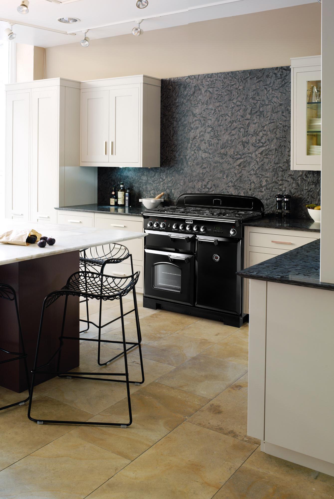 Falcon Küche akzente in der küche küche steinfußboden zimmerge