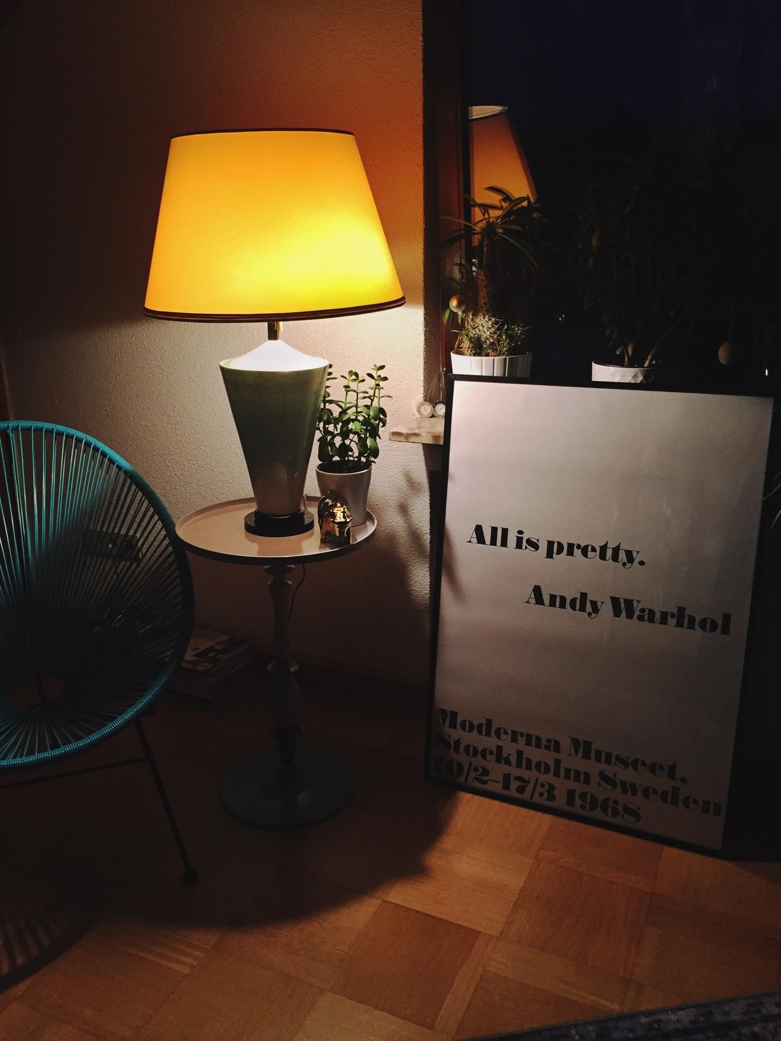 All is prettty - Andy Warhol 