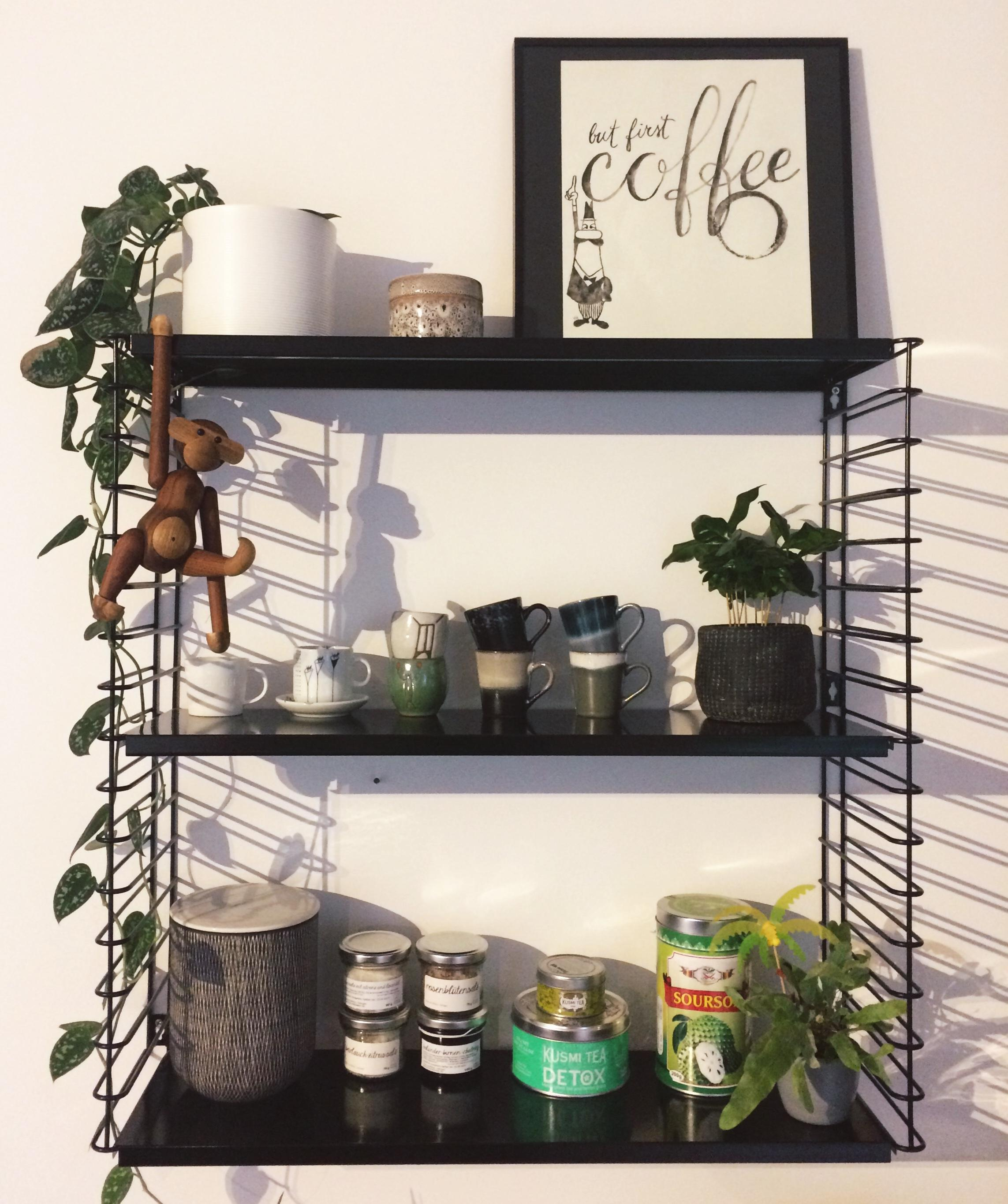 alles was man f r den ersten caf braucht oder. Black Bedroom Furniture Sets. Home Design Ideas