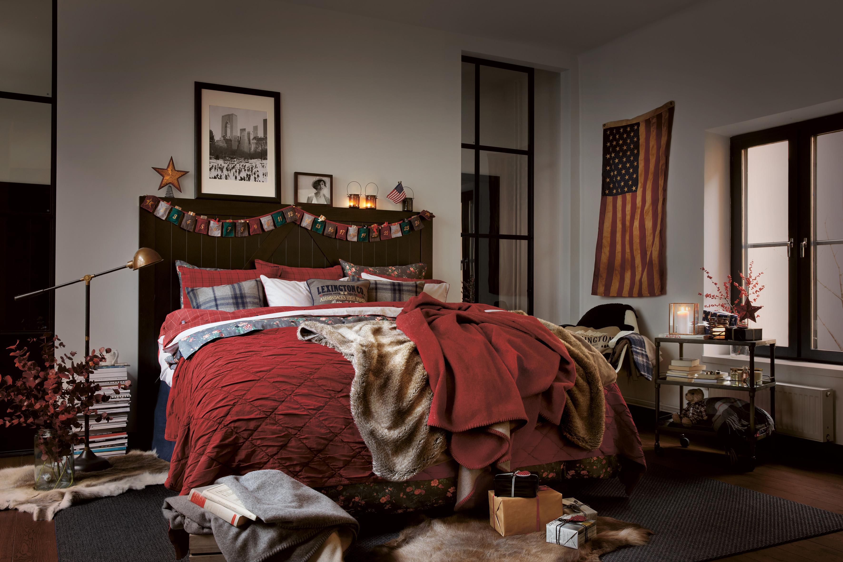Schlafzimmer Amerikanischer Stil – vitaplaza.info