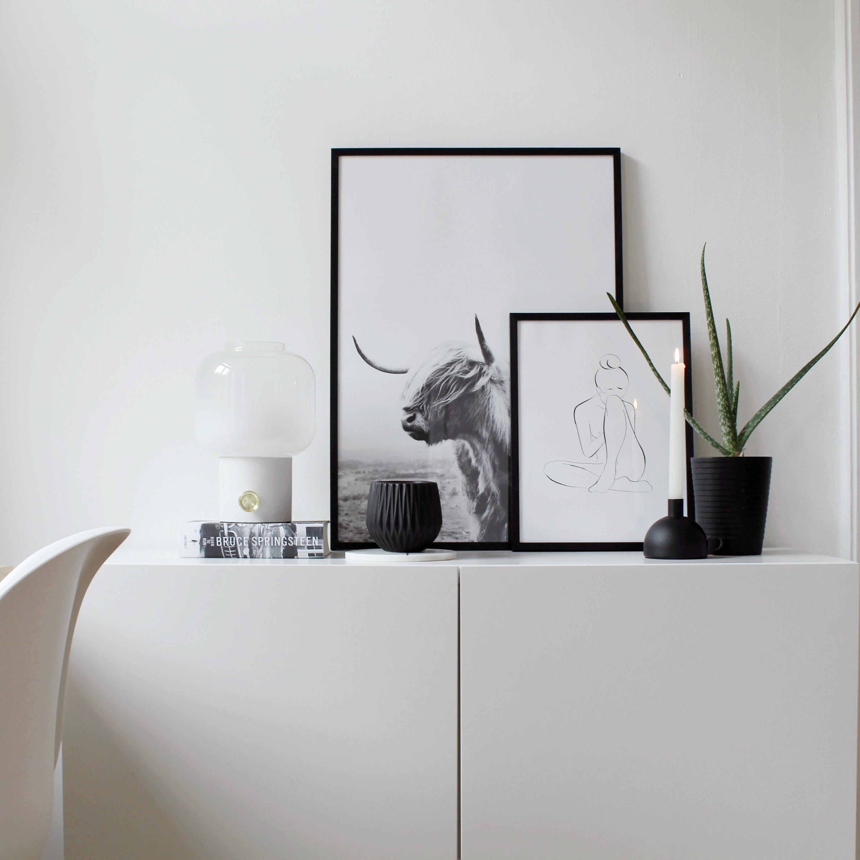 An Diesem Verregneten Dienstag Minimalism Blackandwhite Skandinavisch Interior