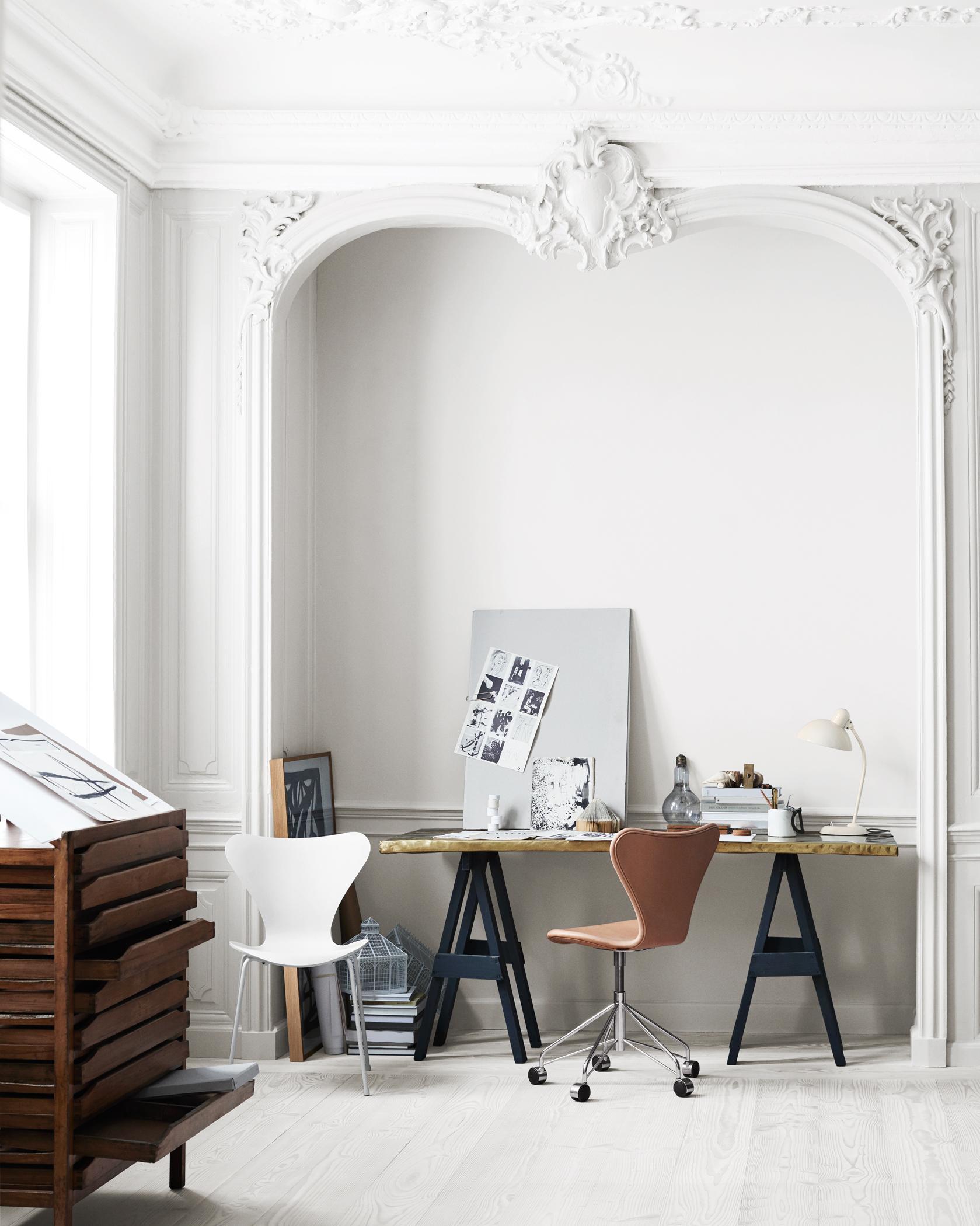 Büromöbel können vielmehr als nur zweckmäßig sein. Die schönsten ...
