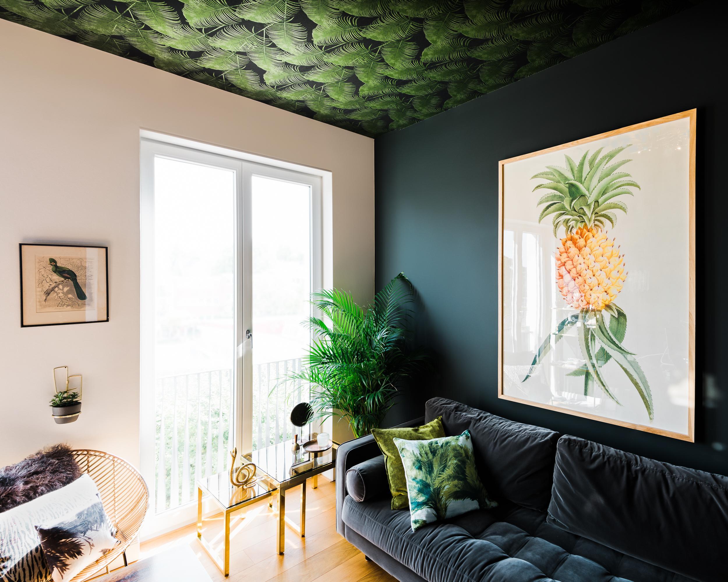 Moderne luxus arbeitszimmer  Bodentiefe Fenster • Bilder & Ideen • COUCHstyle
