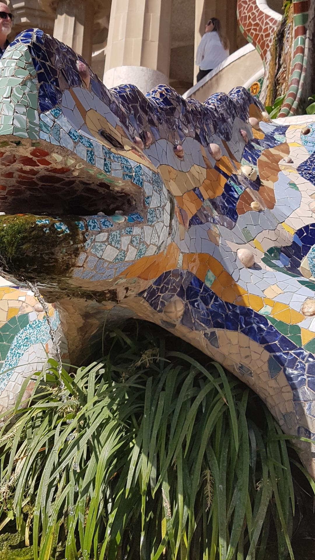 Auf den Spuren von Antoni Gaudì, second holiday this year