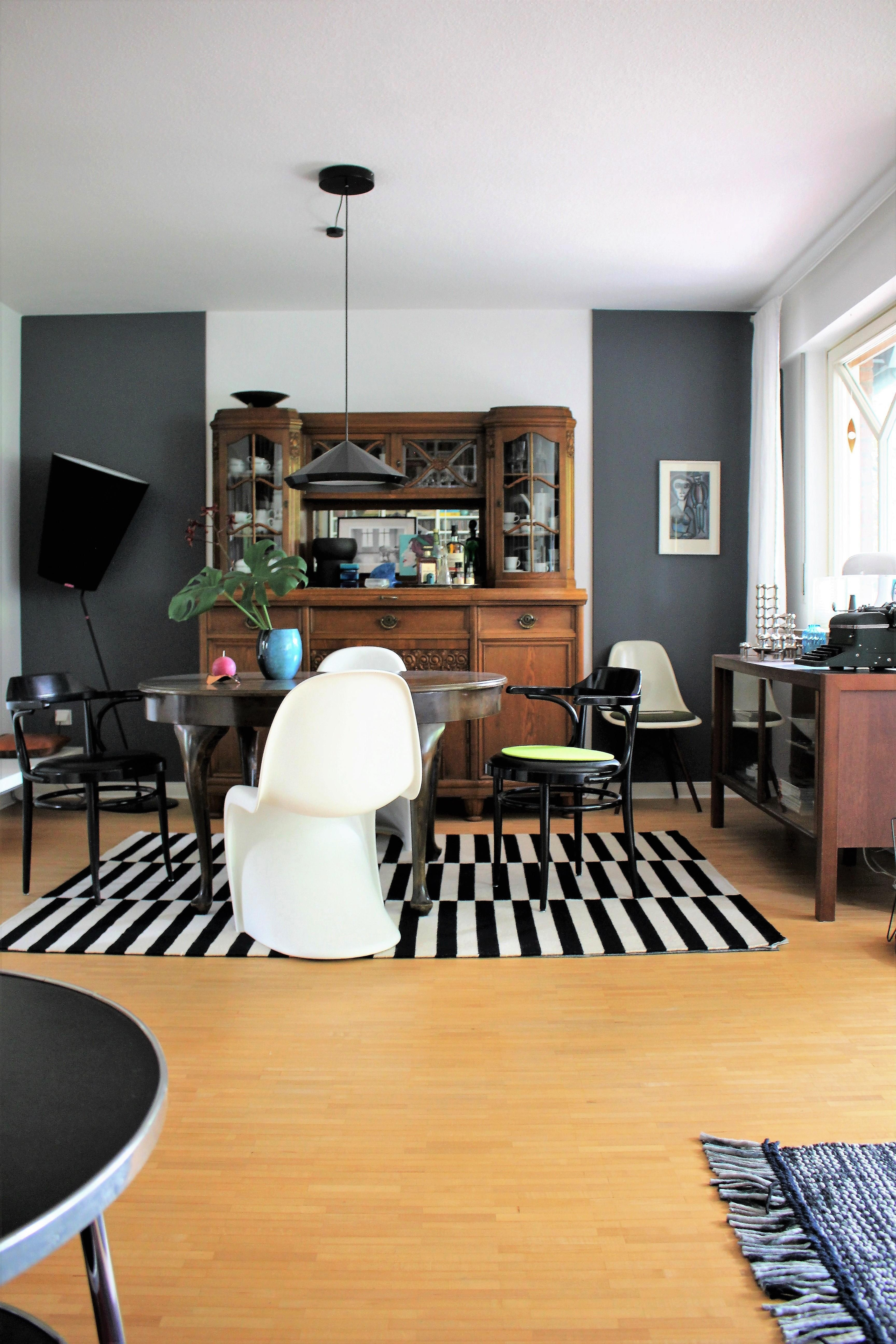 Auf Den Tisch Geblickt #Essbereich#Wohnzimmer