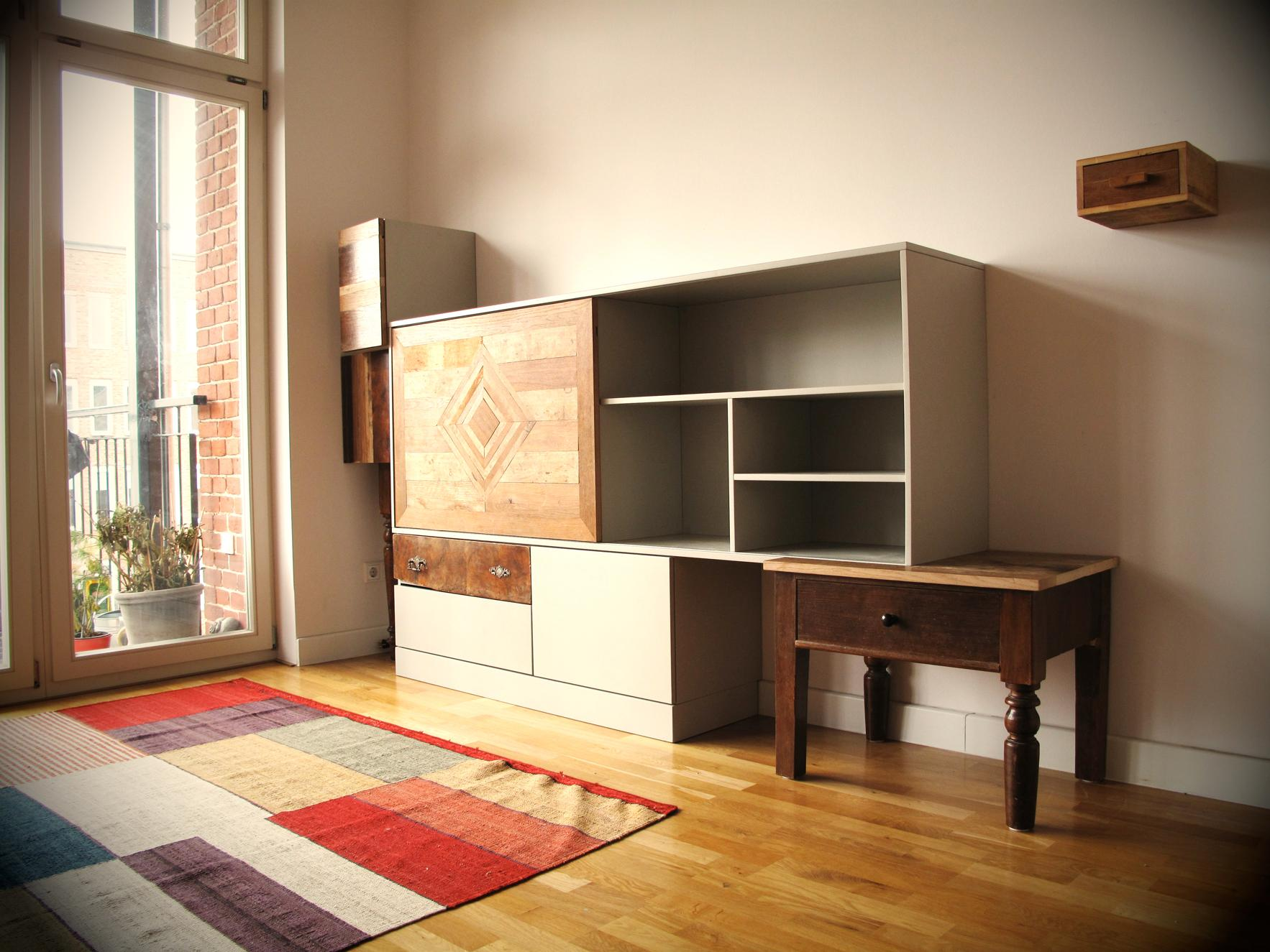 Aufbewahrungsm bel bilder ideen couch for Aufbewahrungsmobel wohnzimmer