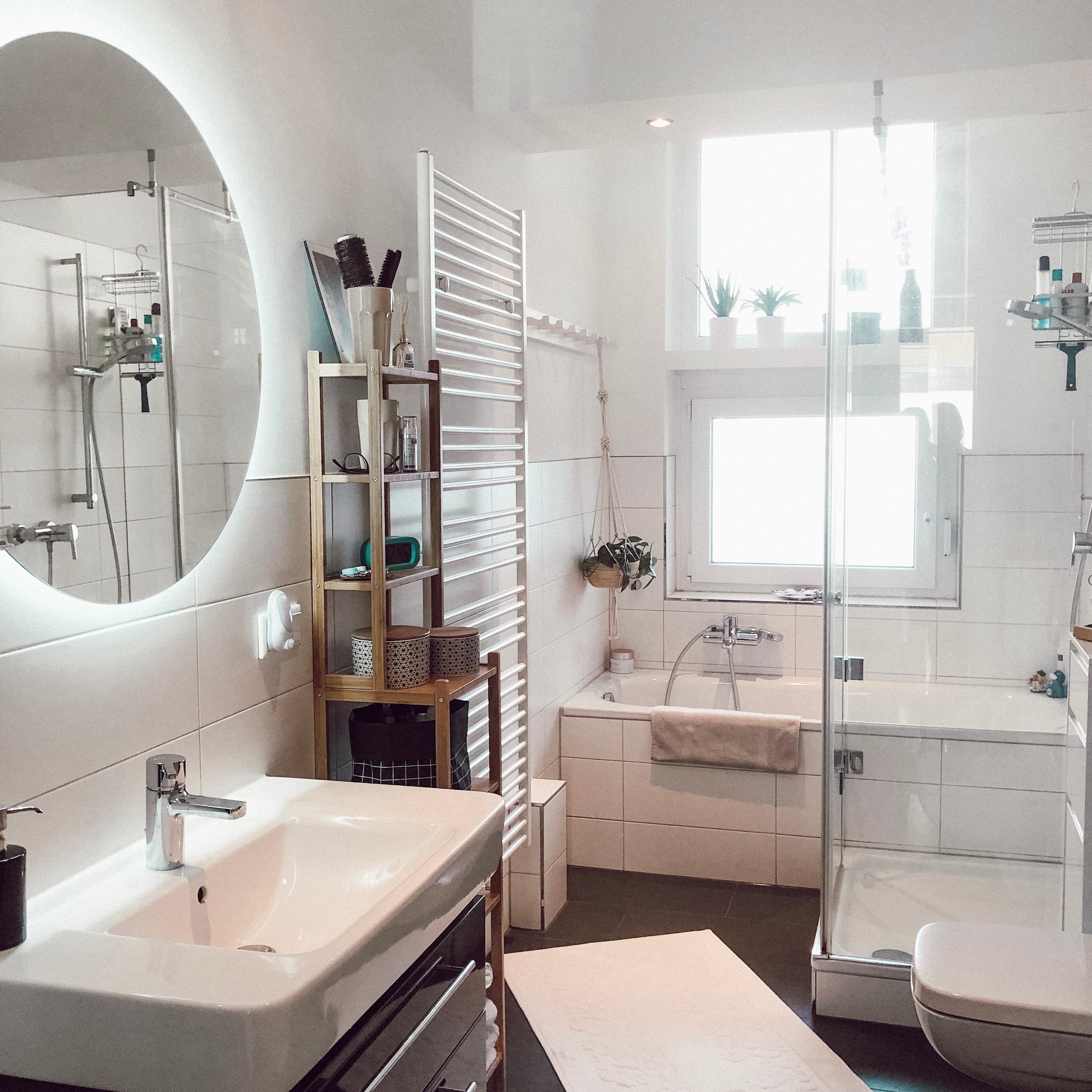 Badezimmer Ideen: Badezimmer: Egal Welche Größe, So Machst Du Es Schön