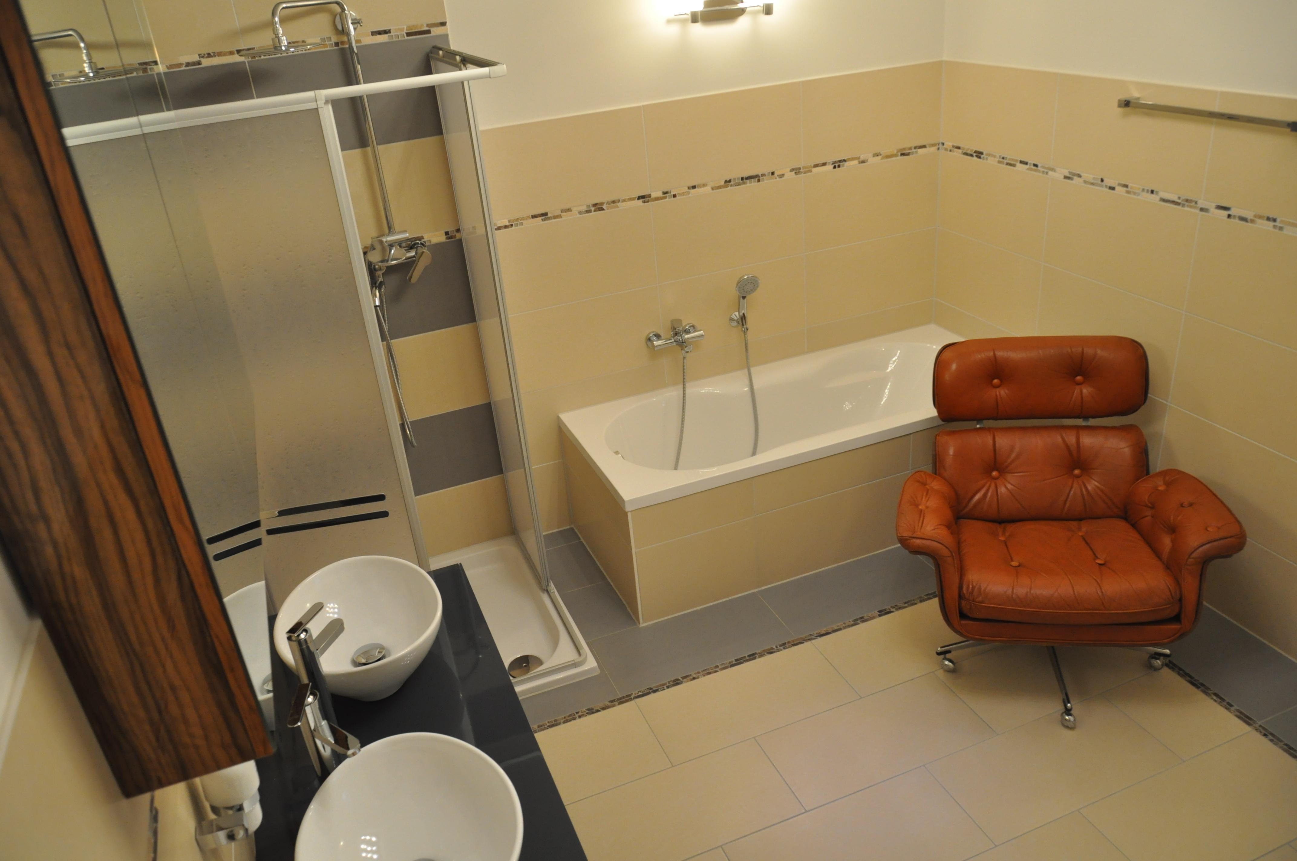 Badezimmer Dachschrage Bilder Ideen Couch