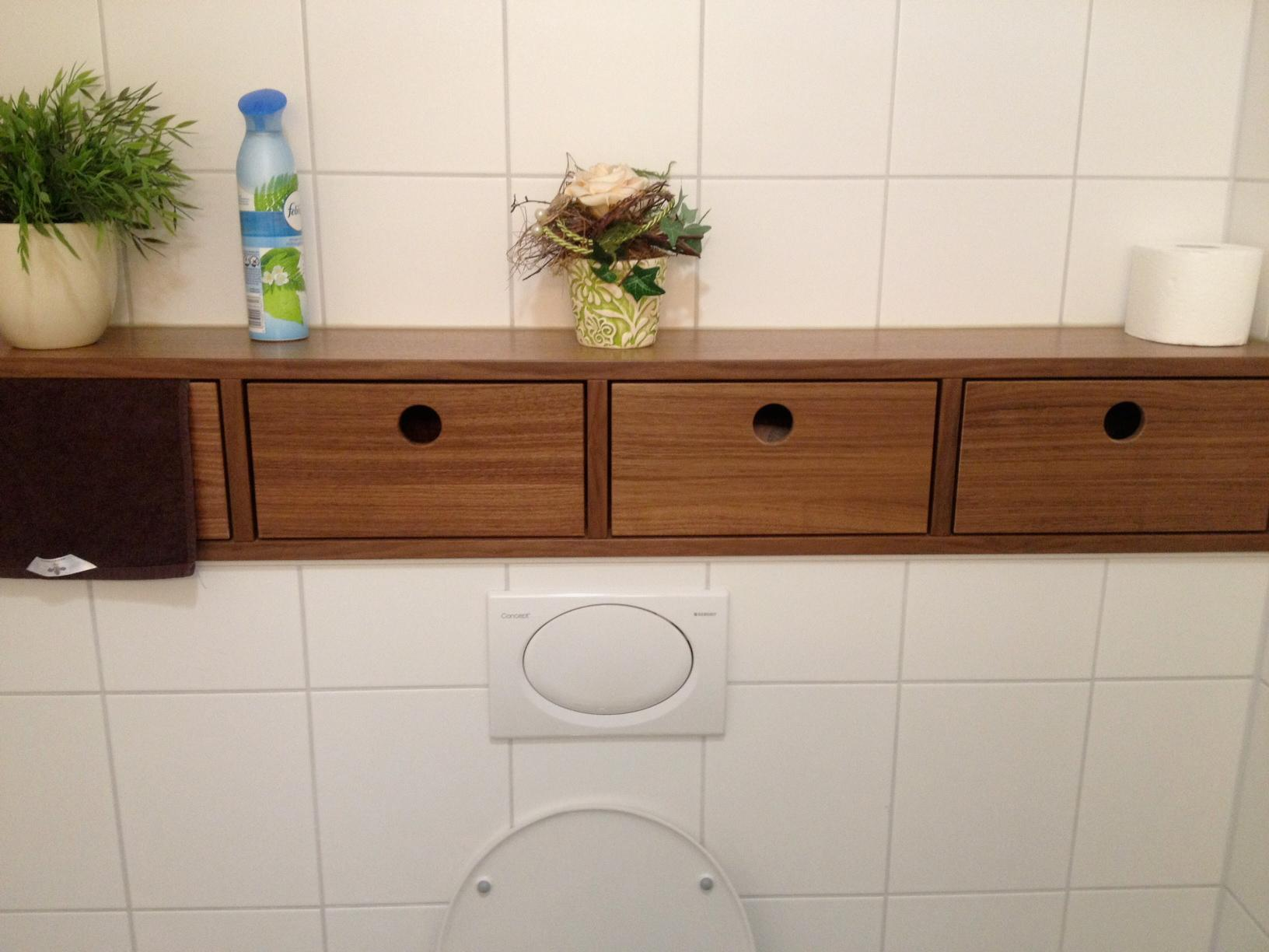 Badezimmer Ablage mit Schubkästen #aufbewahrung #bad...