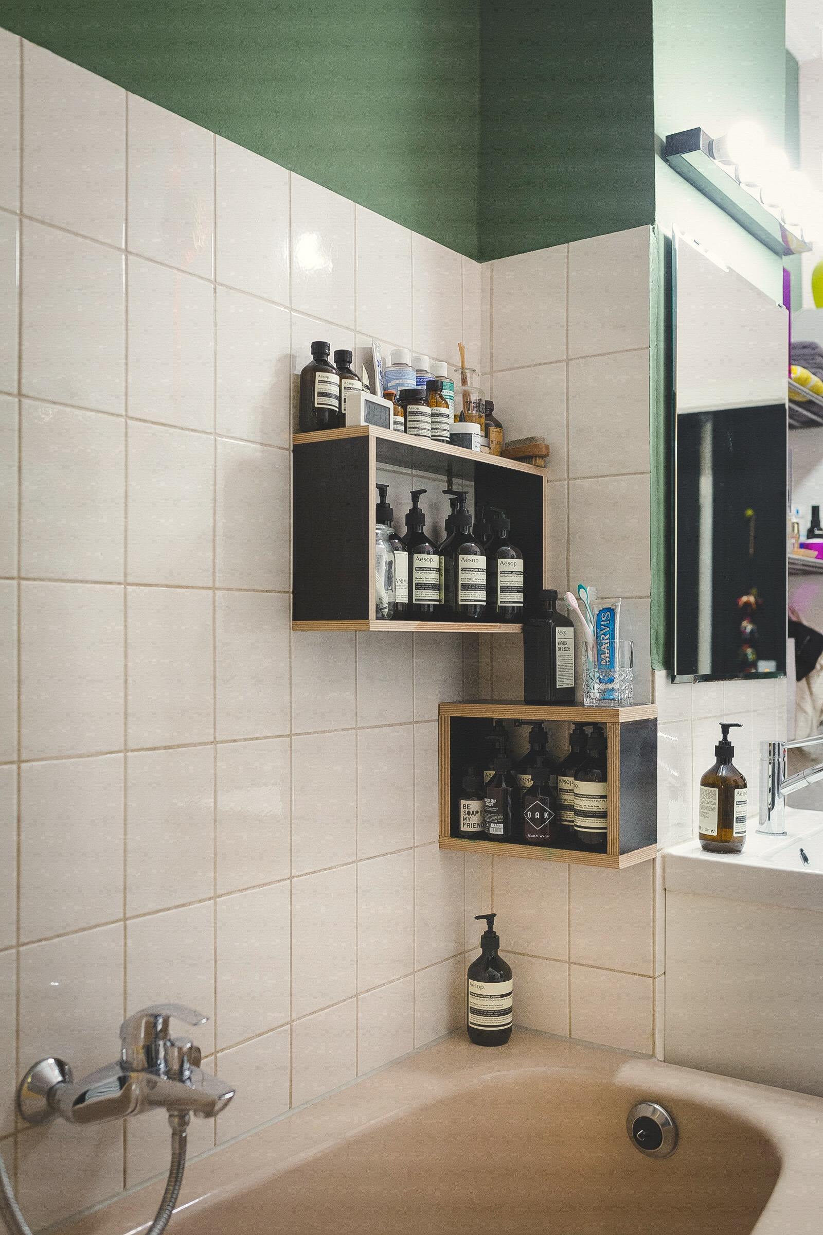 badezimmer #bad #badewanne #kleinerraum #kleinesbad...