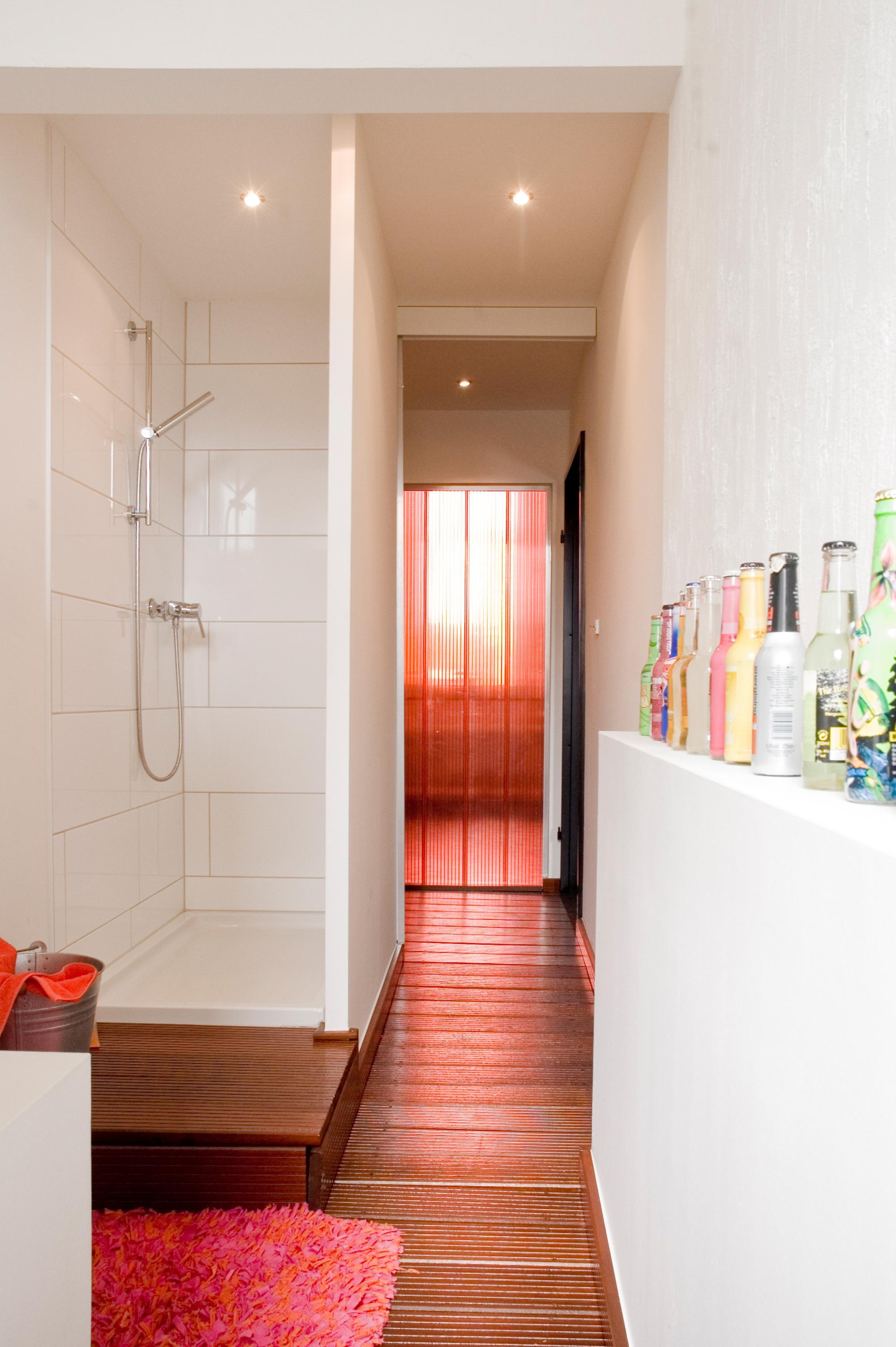 Badezimmer #bad #duschbad #kleinesbadezimmer ©Luna Homestaging