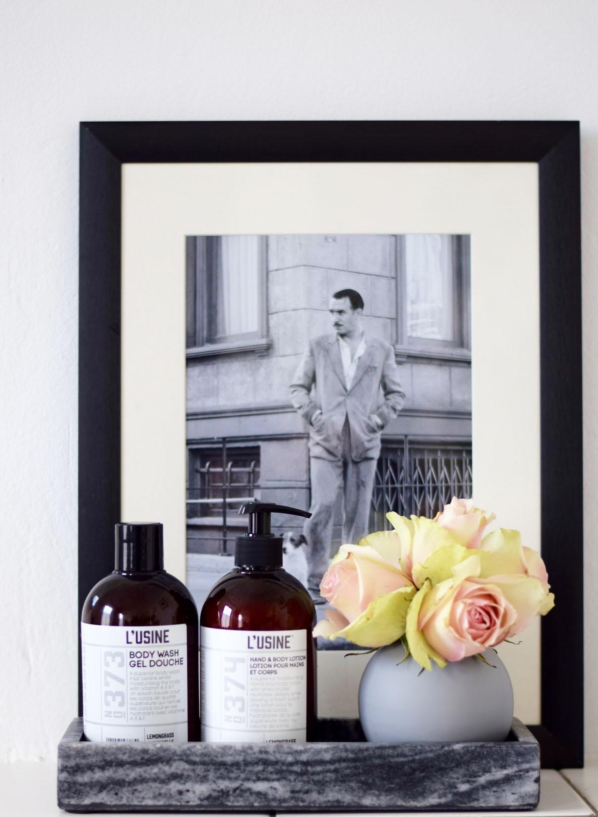 Badezimmer Detail #bathroom #decoration #blumen #in....