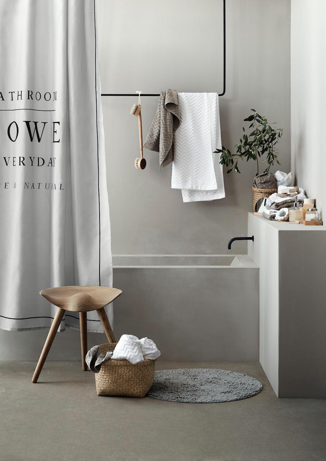 Graues Bad graues badezimmer bilder ideen couchstyle