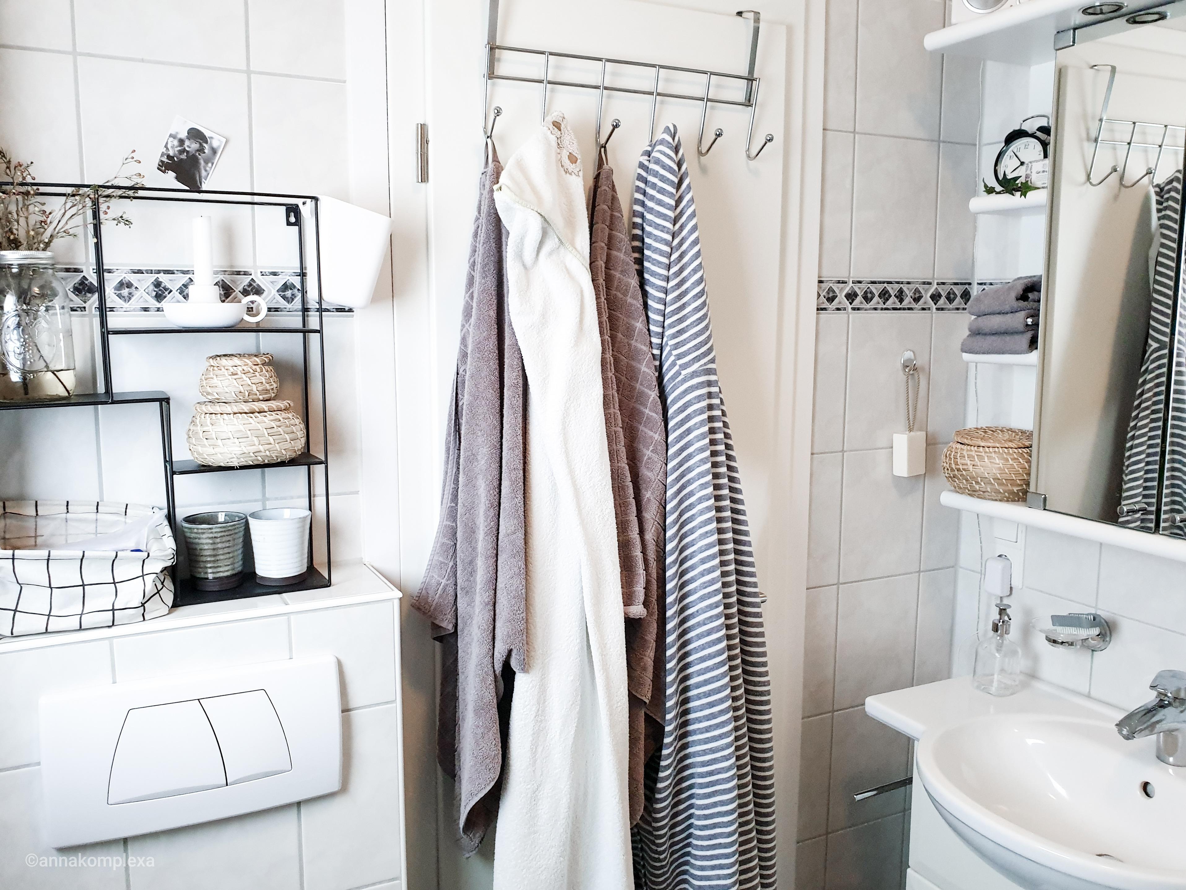 Badezimmer minibad badezimmer kleinaberfein bad ...
