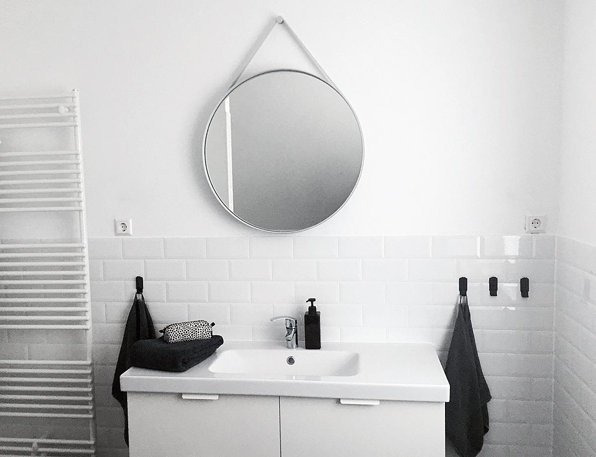 Badezimmer #ohnefarbe #badezimmerfarben