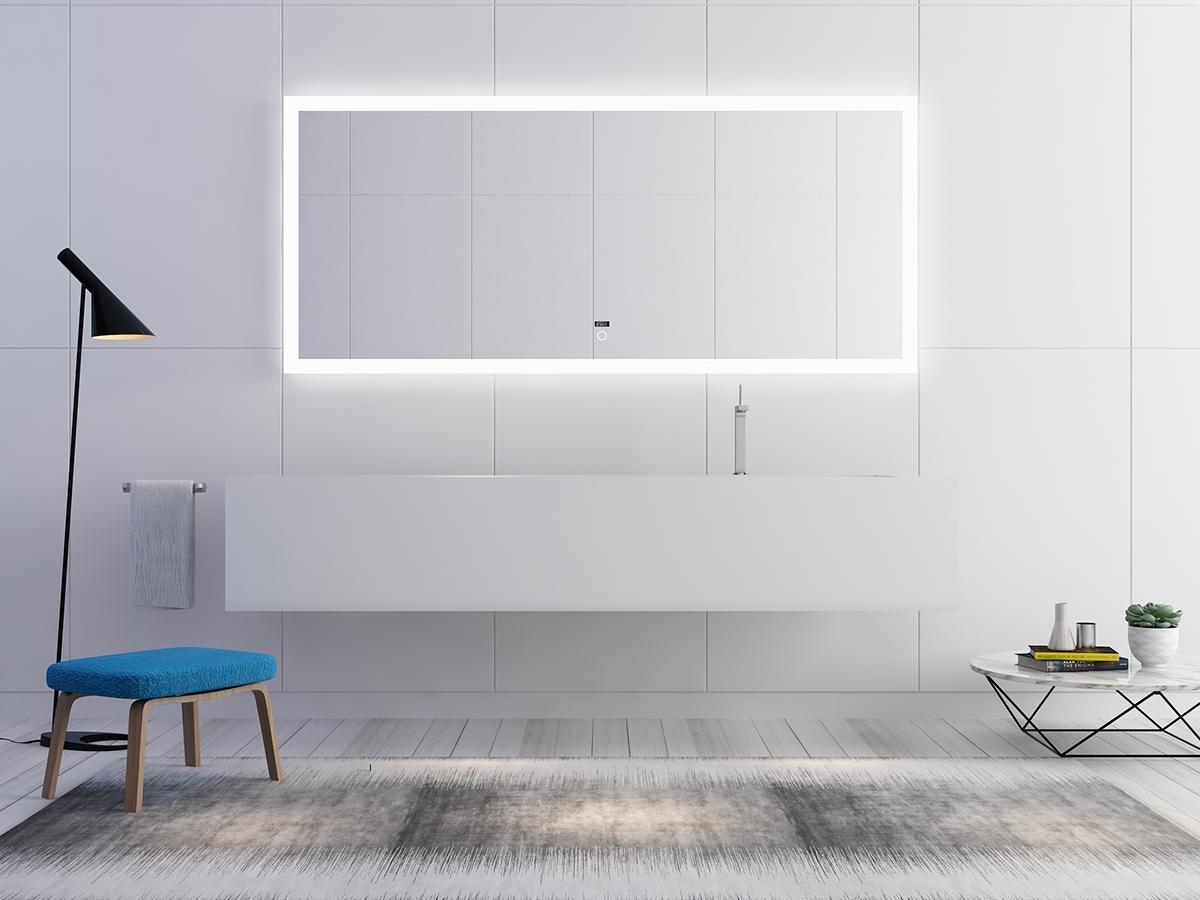 Spiegel Auf Mas : Badspiegel und spiegel nach maß von schreiber licht design