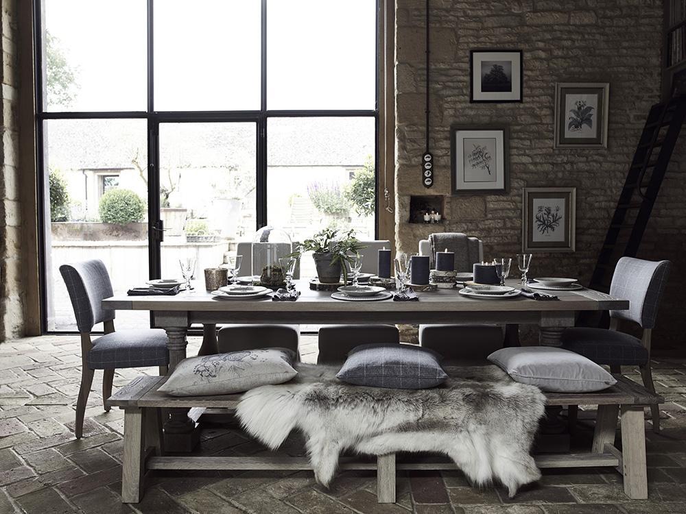 steinwand • bilder & ideen • couchstyle, Wohnzimmer