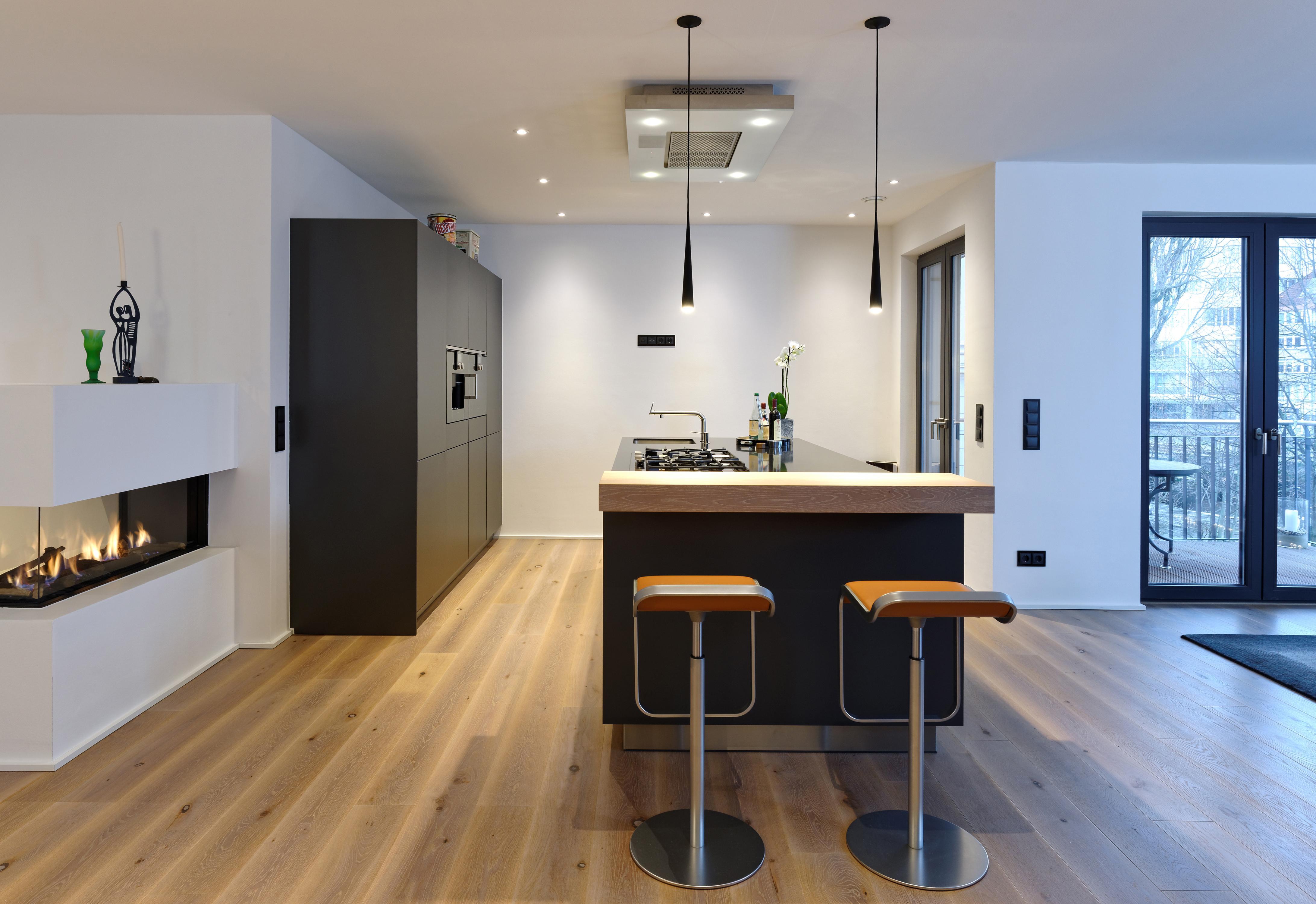 Bar Ansicht #küche #bar #barplatte ©bulthaup Küche &...