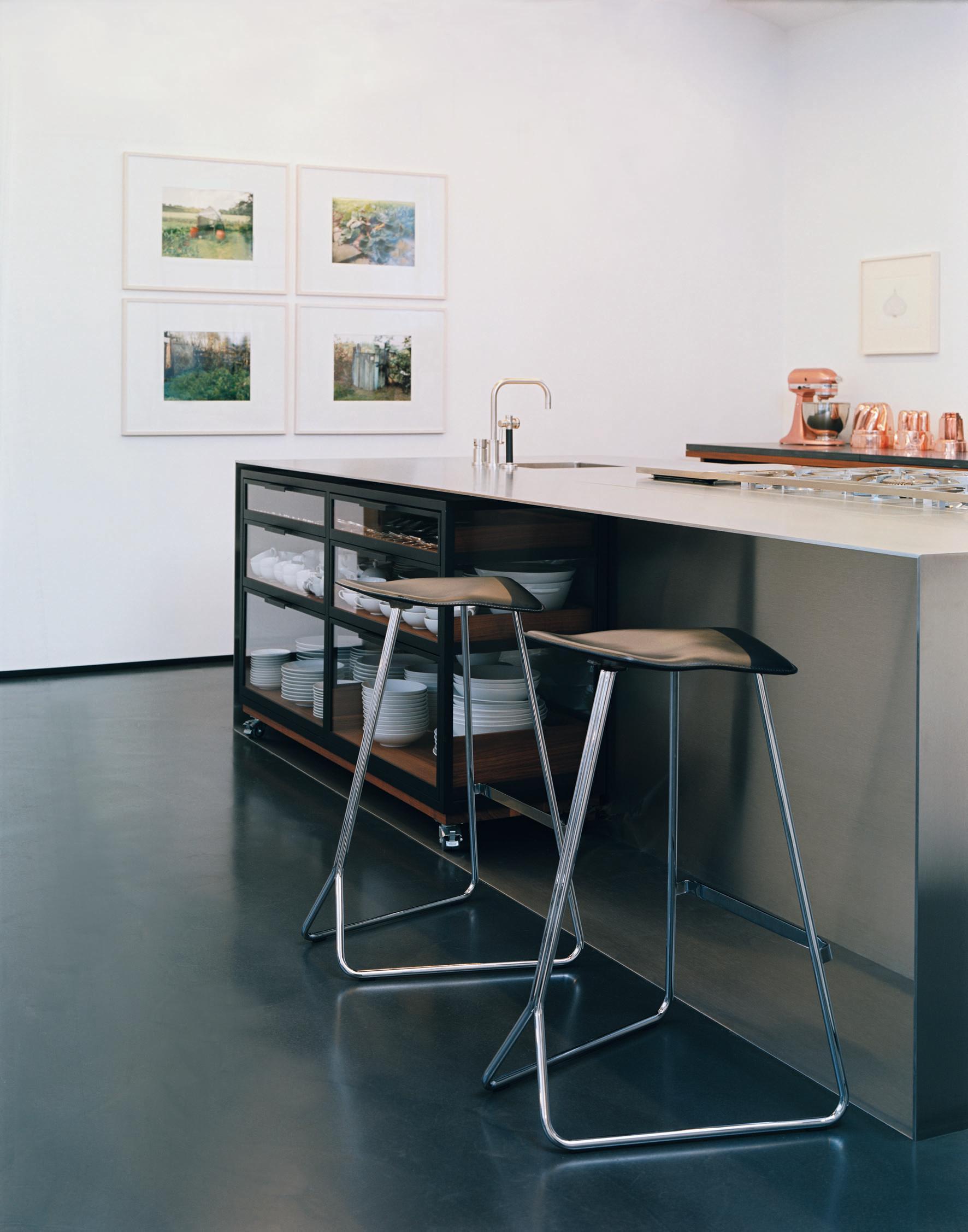 Hölzerne Küchentheke • Bilder & Ideen • Couchstyle