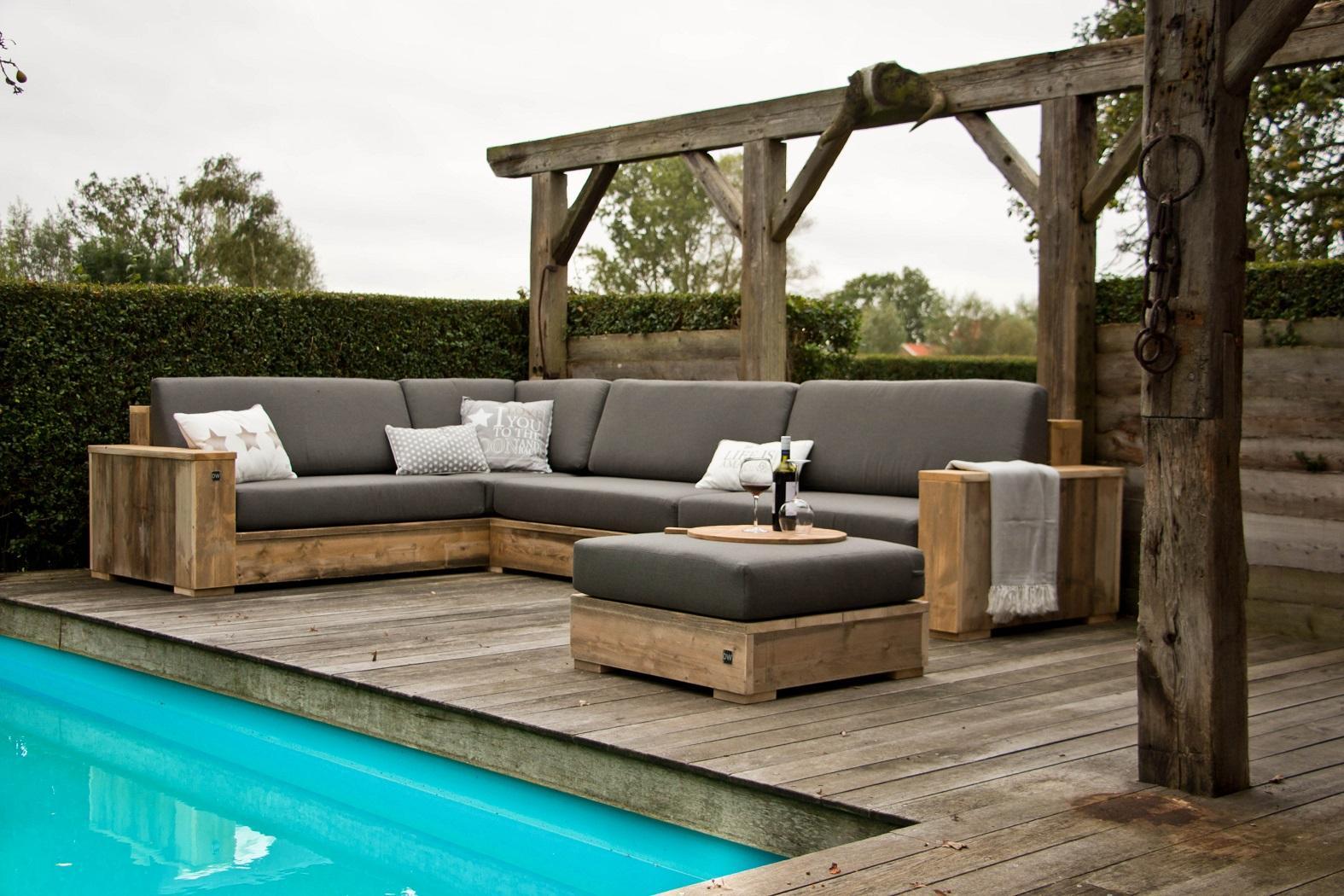 Gartenlounge Bilder Ideen Couch