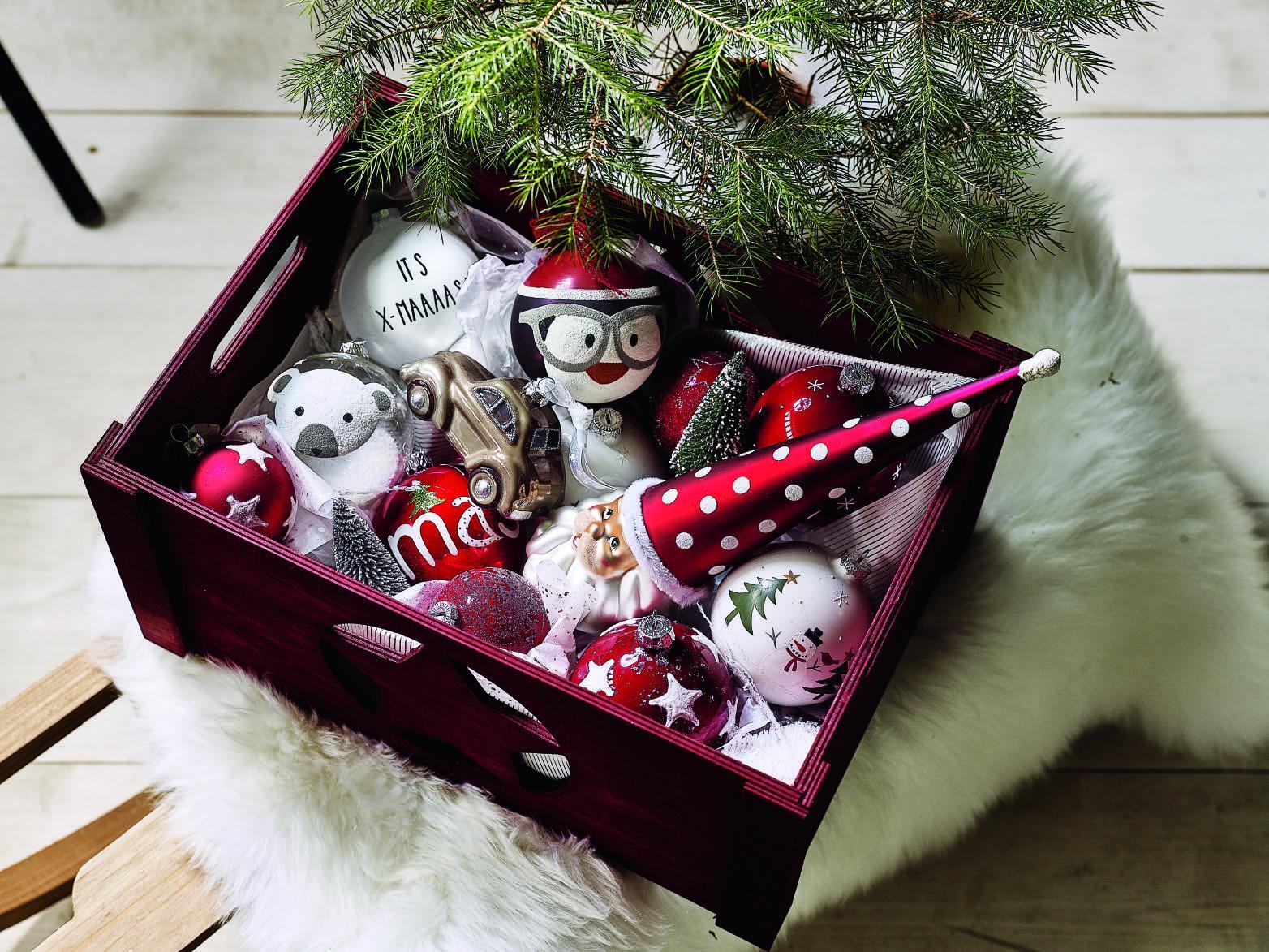 Weihnachtskugeln bilder ideen couchstyle - Depot weihnachtsdeko ideen ...