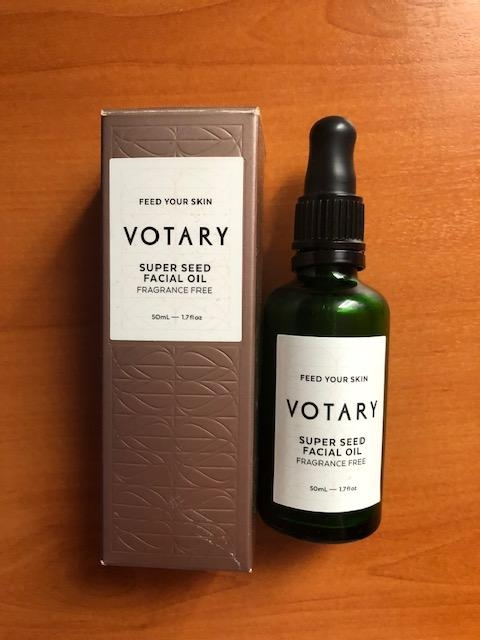 #beautytipp  #beautychallenge Votary Super Seed Facial Oil