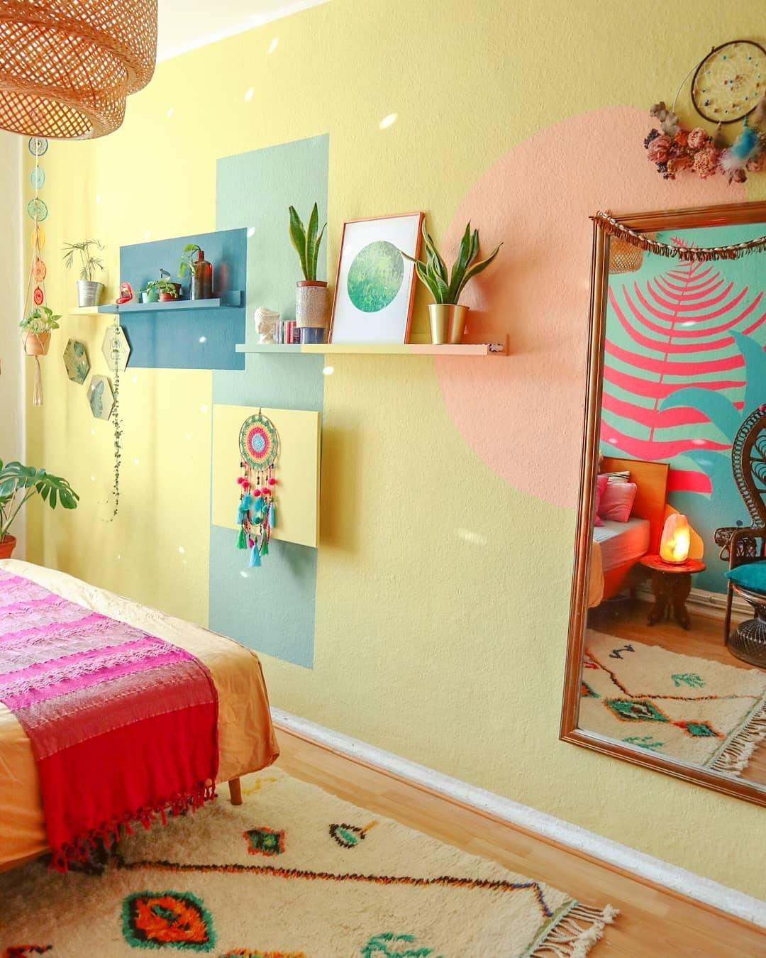 Bedroom colorful bedroomgoals  e2df3e8c 4cc3 455e 824f ca1c208713a6