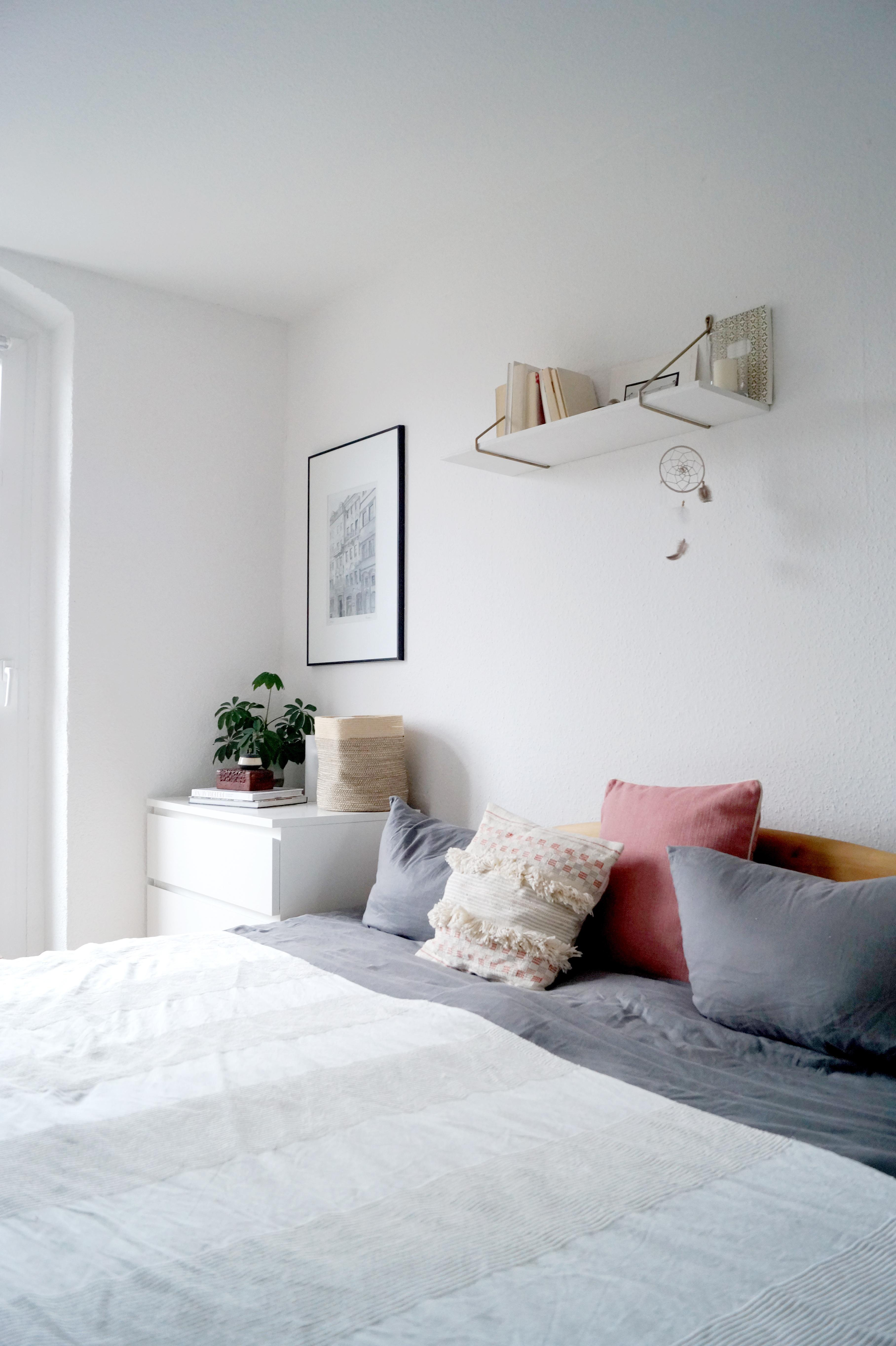 #bedroom #scandinavian #minimalism #altbau
