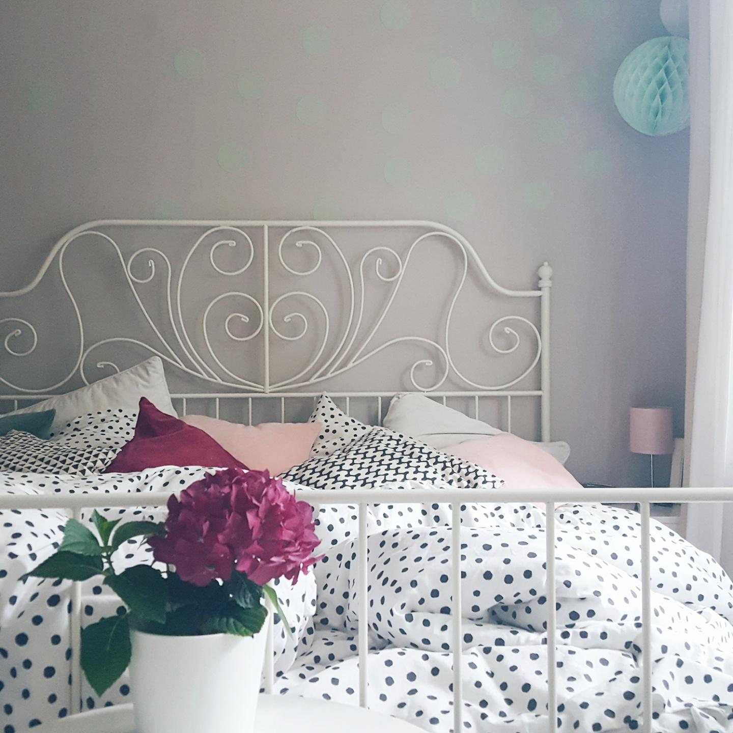 #bedroom #schlafzimmer #living #interior #mint #pastell #pastellover #mustermix