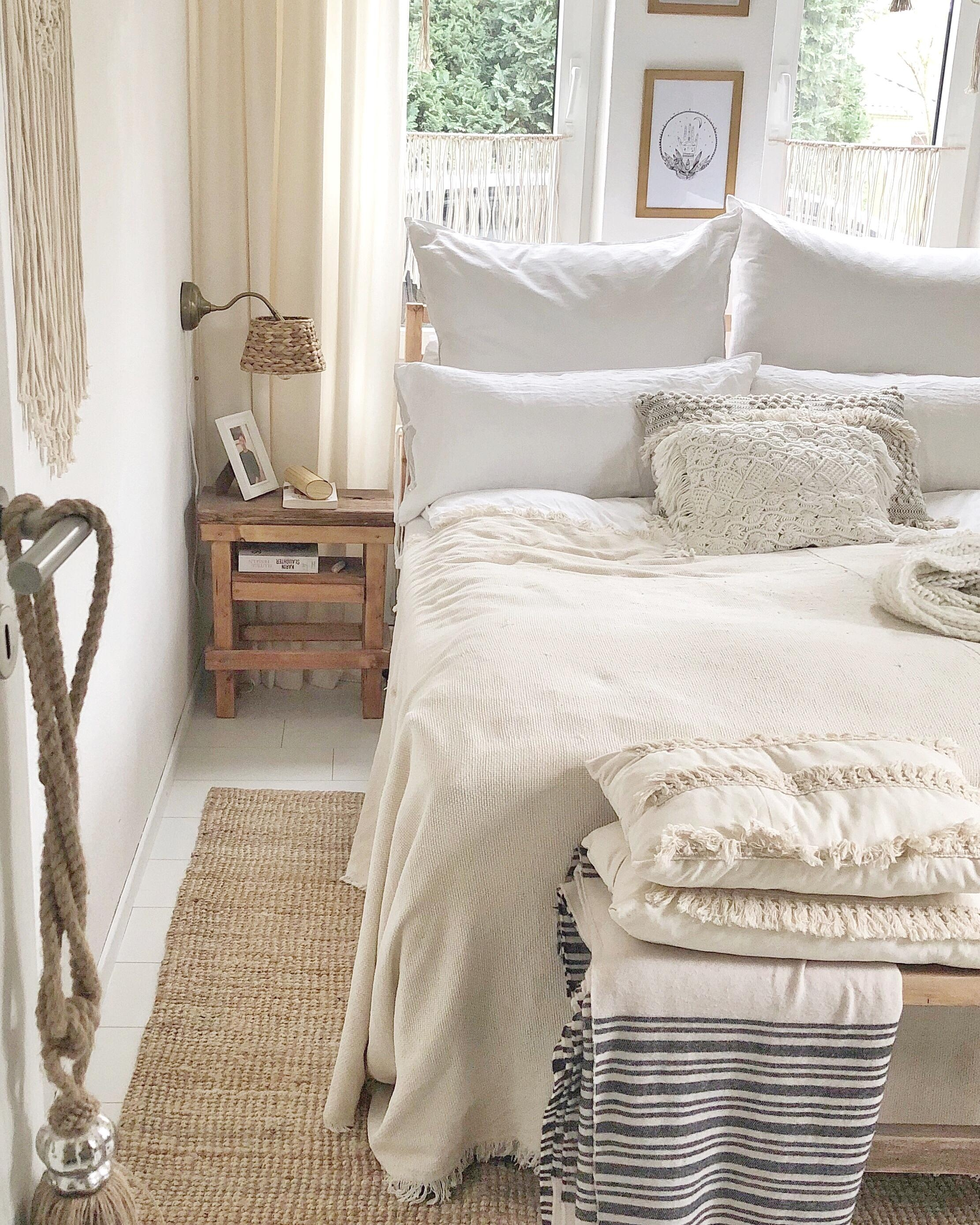 #bedroom#boho#scandi#cozy#myhome