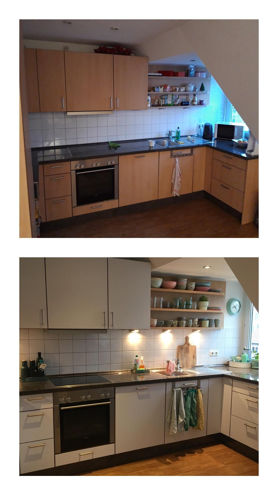 Before and After ✨