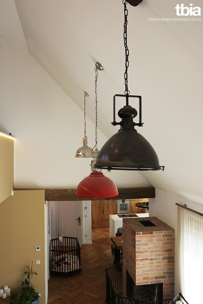 beleuchtung wohnzimmer empore e beck tbia - Beleuchtung Wohnzimmer